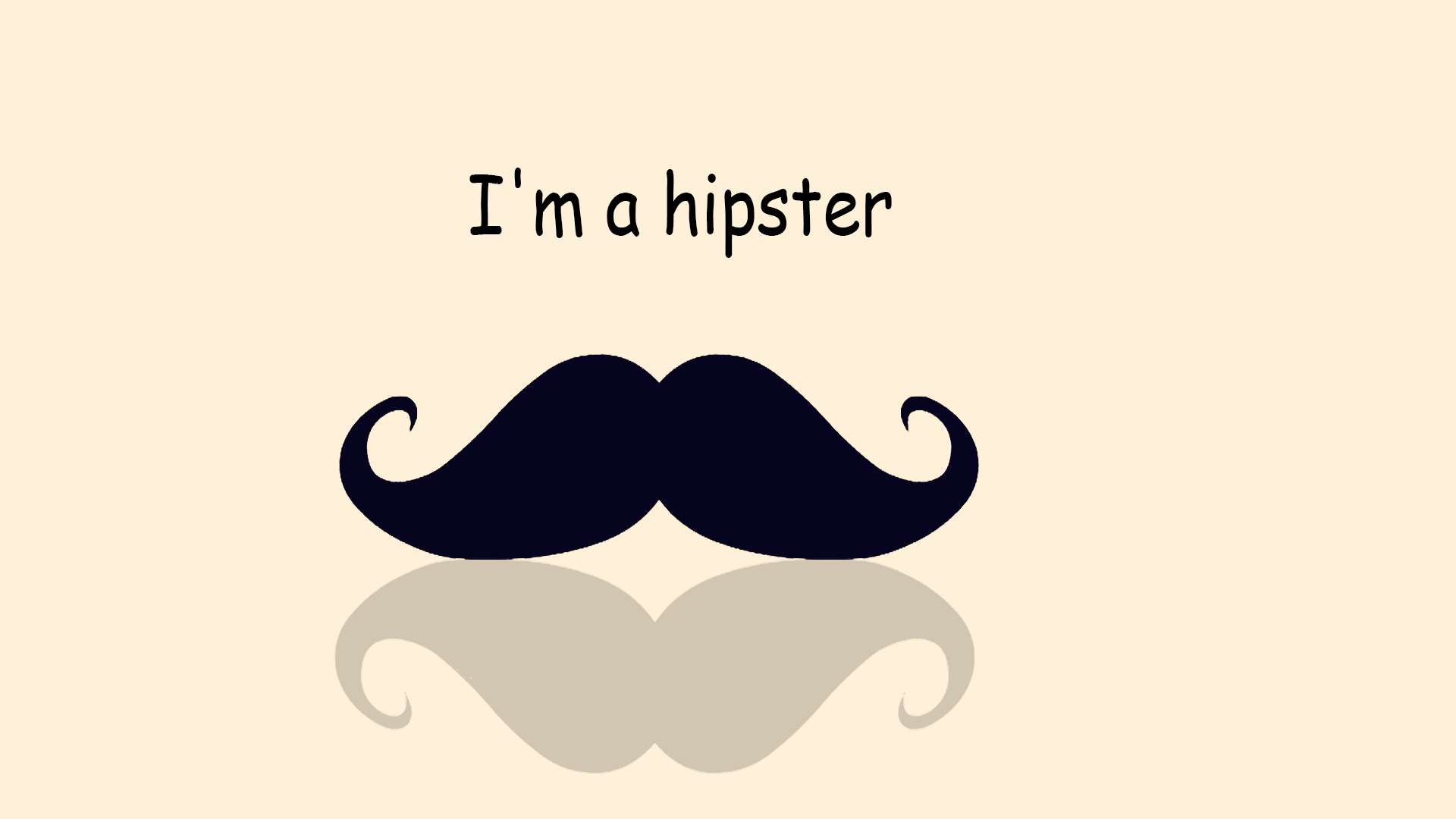 1920x1080 Mustache Tumblr Wallpaper mustache hipster by