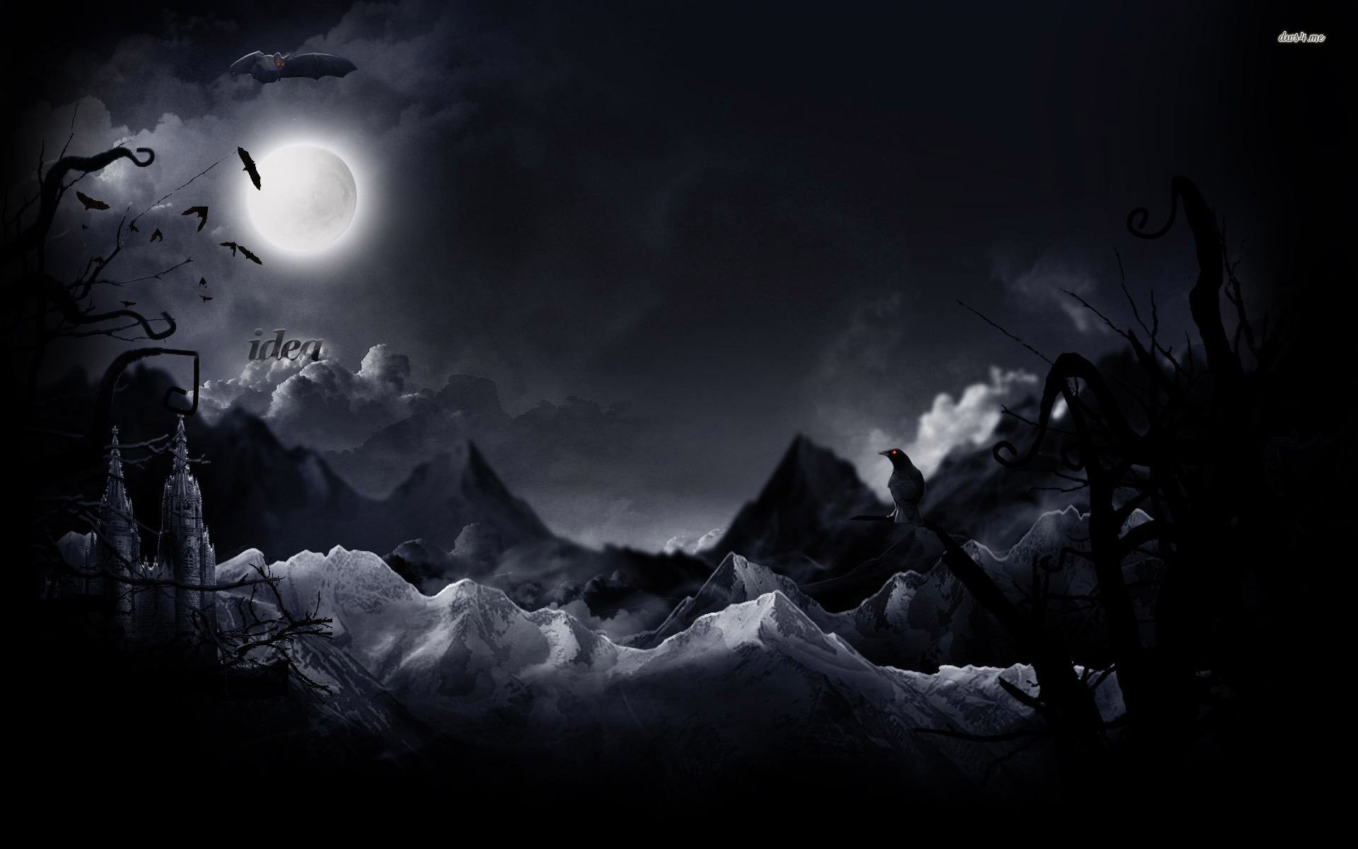 1920x1200 7 best Dark Wallpapers HD images on Pinterest | Dark wallpaper .