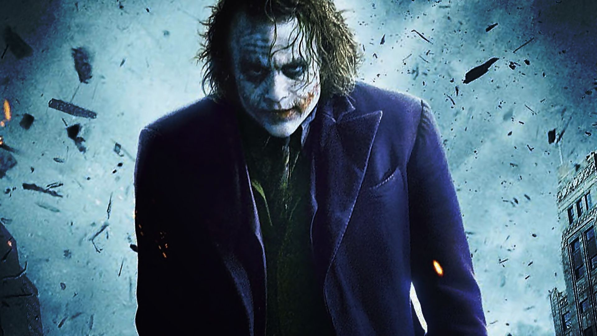 Joker Wallpaper Dark Knight HD Wallpaper Background