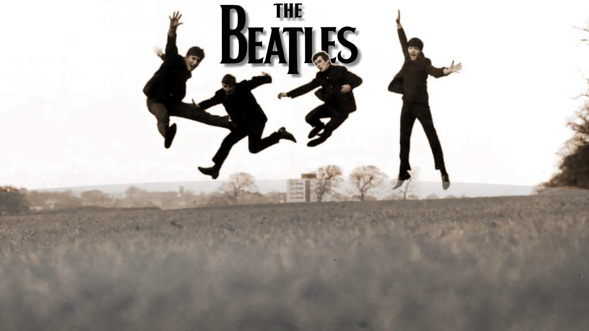 1920x1080 The Beatles Desktop Wallpapers