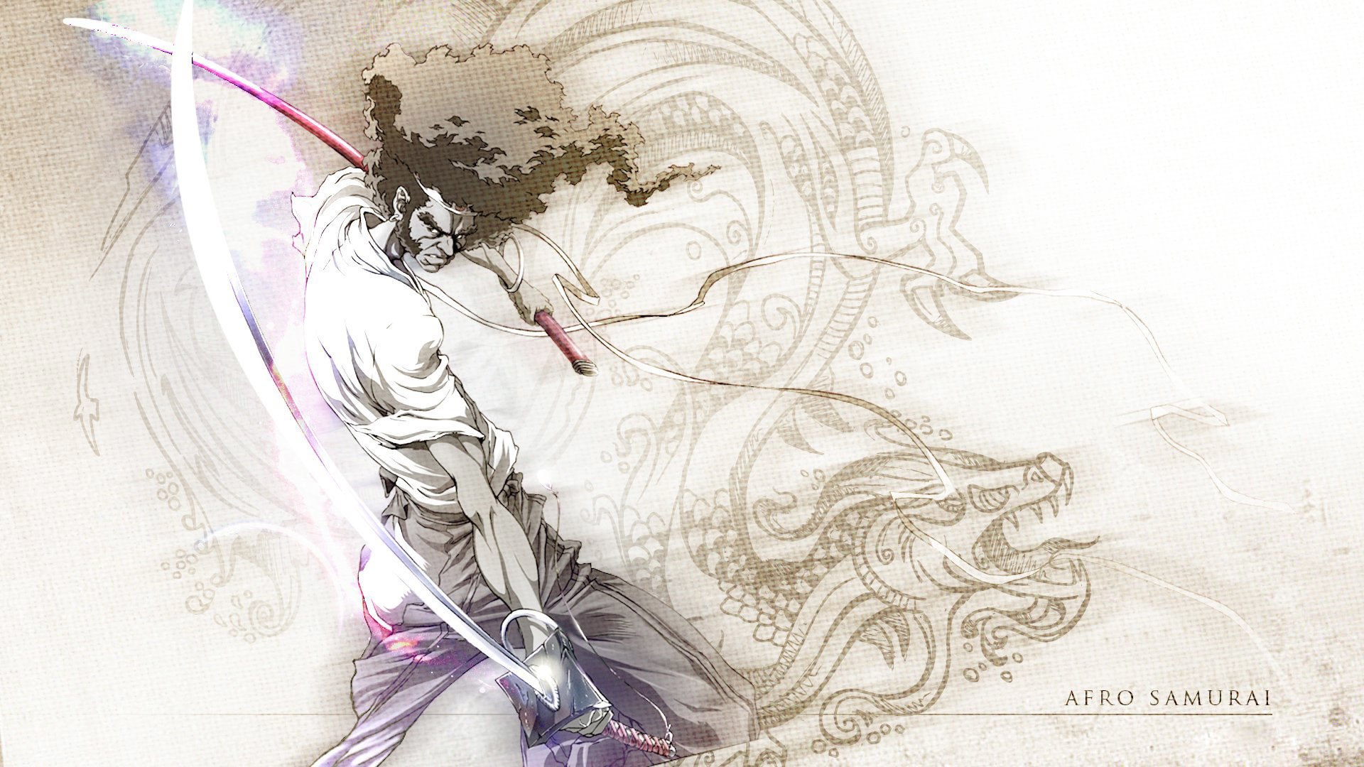 Afro Samurai Wallpaper Hd 75 Images