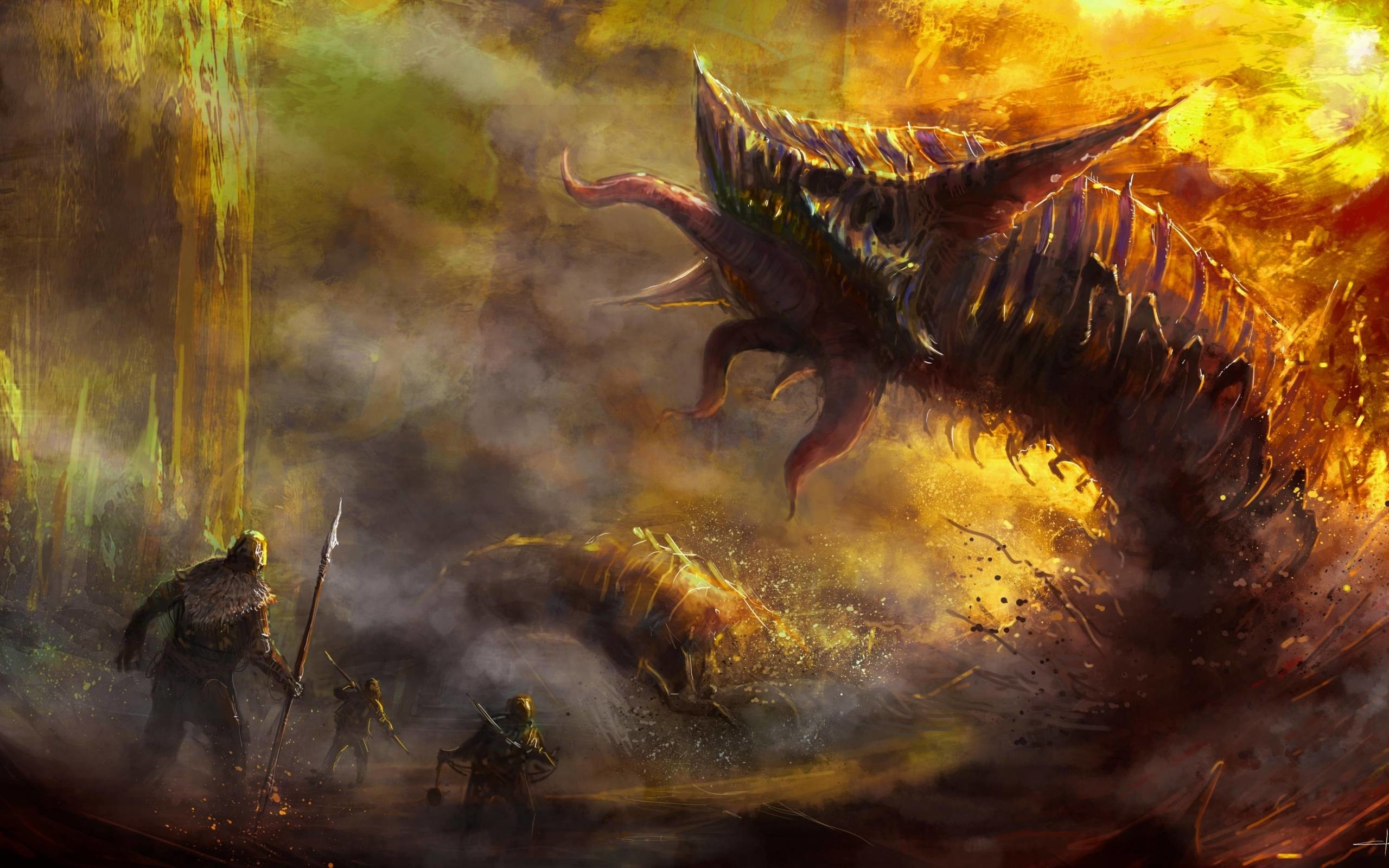 2560x1600 Dungeons And Dragons Wallpapers - Wallpaper Cave