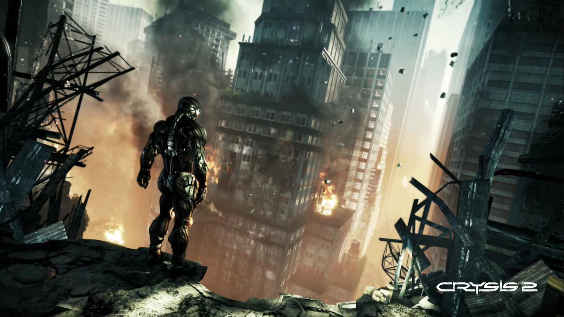 1920x1080 Download Many Resolution: Click Here (to Attachment Page). This Crysis 3  Wallpaper ...