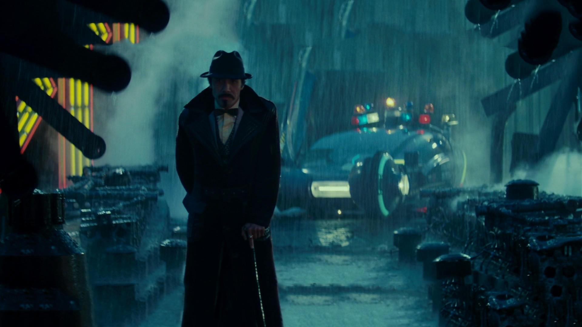 """an analysis of the fallen angel in the movie blade runner Shinichiro watanabe's 'blade runner: this approach to the movie's marketing is refreshingly original and has me more three men accost an """"angel."""
