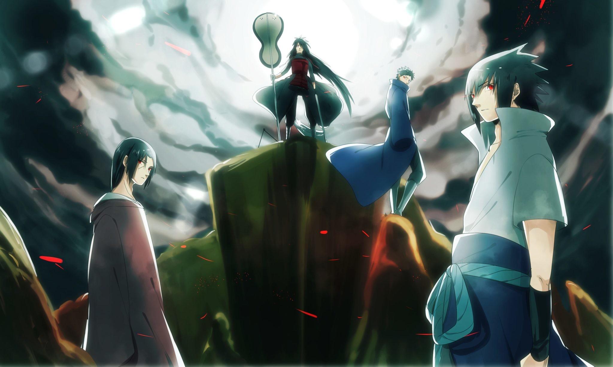 Sasuke Itachi Wallpaper (50+ images) Glowing Eyes Anime