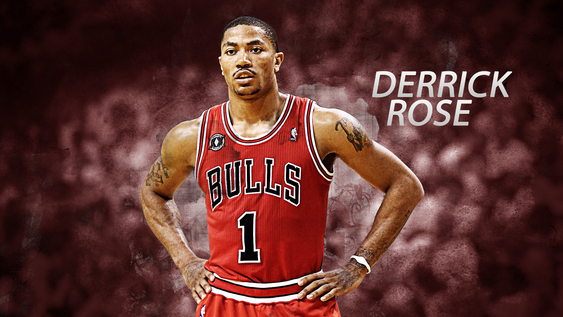 1920x1080  Derrick Rose Wallpapers HD 2017 - Wallpaper Cave