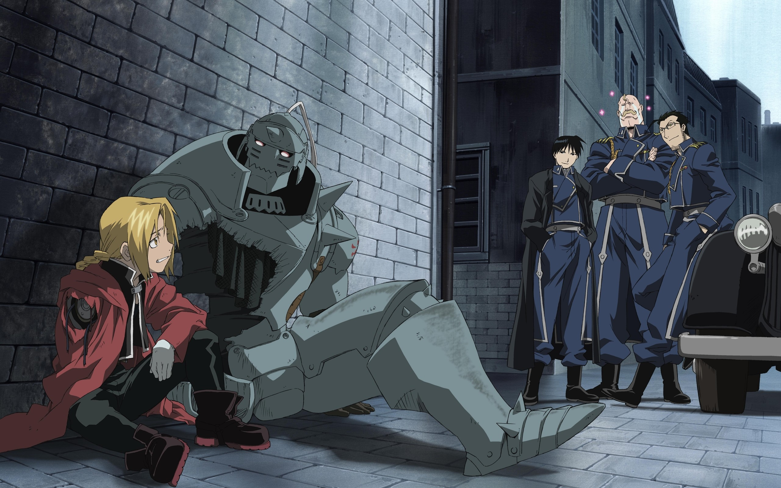 2560x1600 FullMetal Alchemist HD Wallpaper | Background Image |  | ID:113975  - Wallpaper Abyss