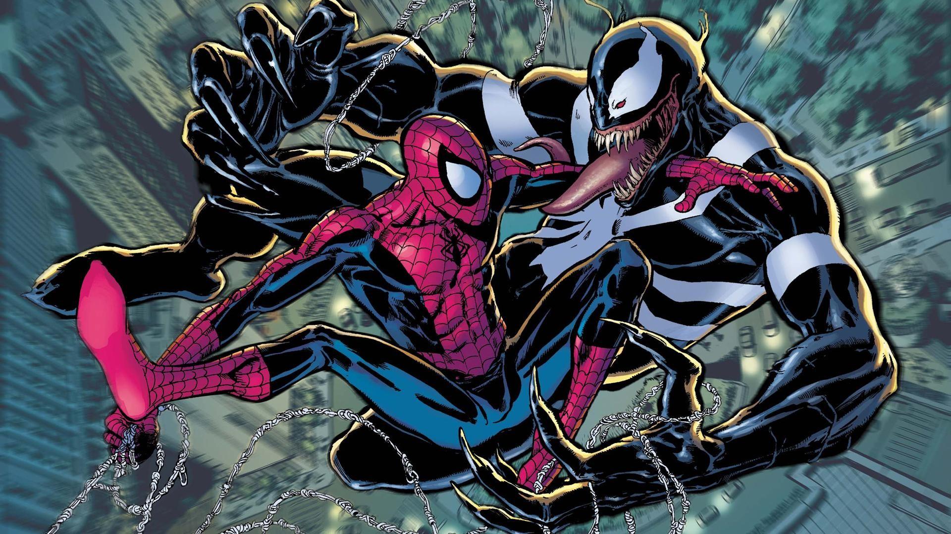 Spiderman cartoon wallpaper 75 images - Spider man 3 wallpaper 1080p ...
