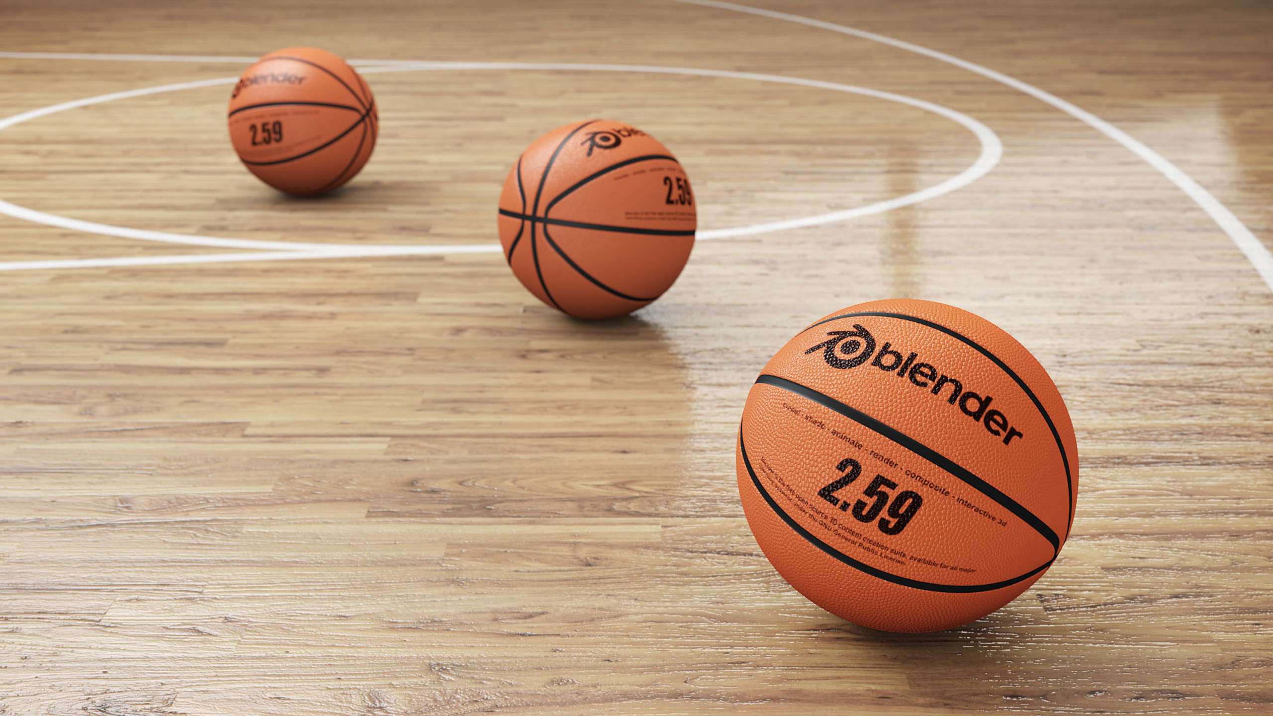 Basketball Court Wallpapers (60+ images)