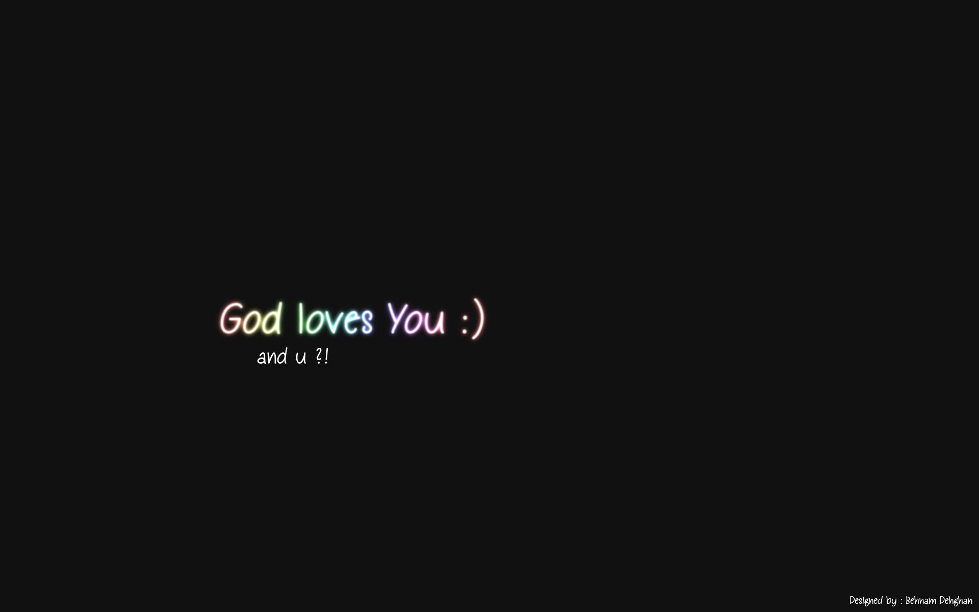 God Is Love Wallpaper (63+ images)