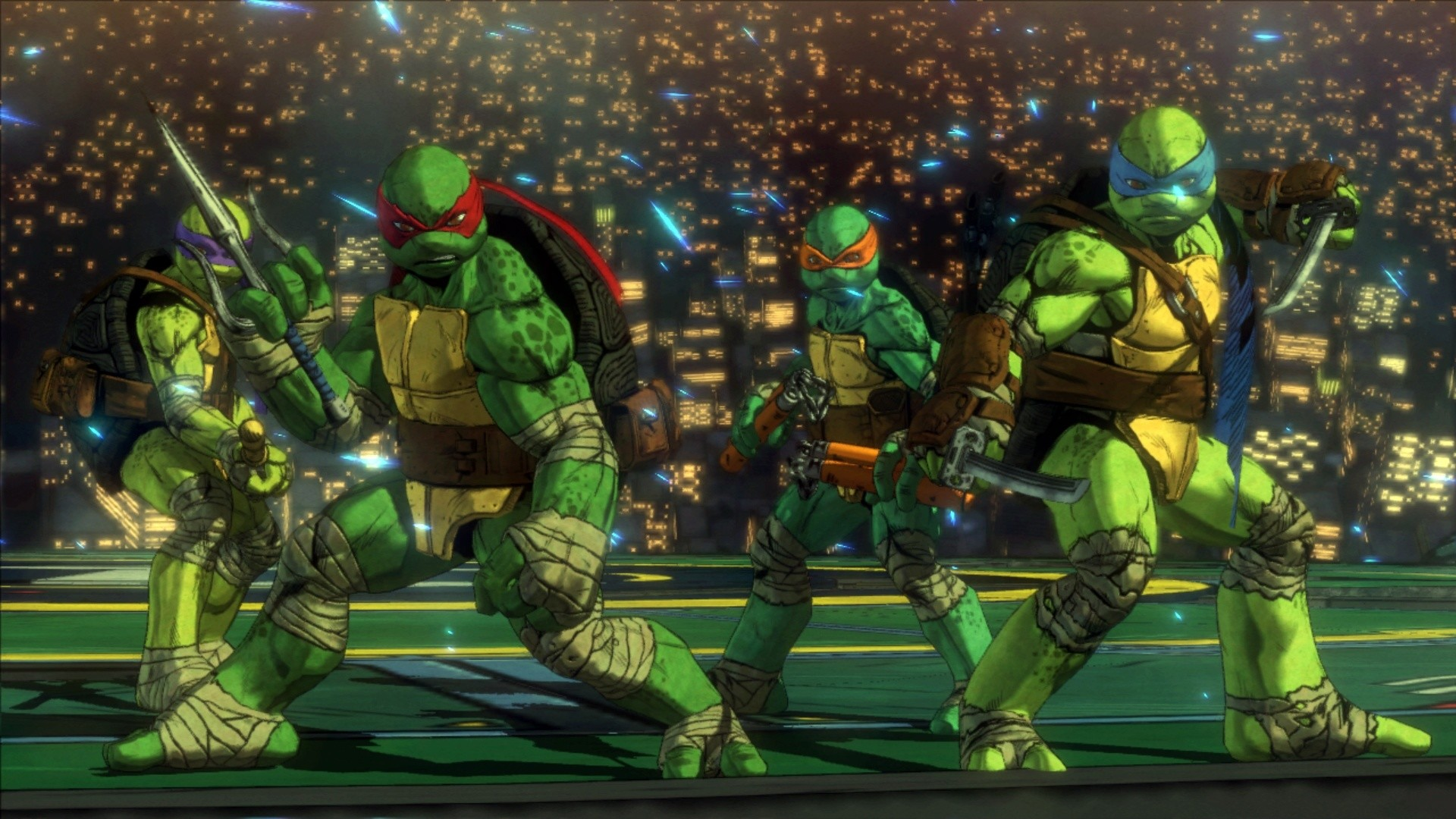 1920x1080 Teenage Mutant Ninja Turtles - Platinum Games-Titel plötzlich aus PSN &  Xbox Games Store entfernt - GamePro