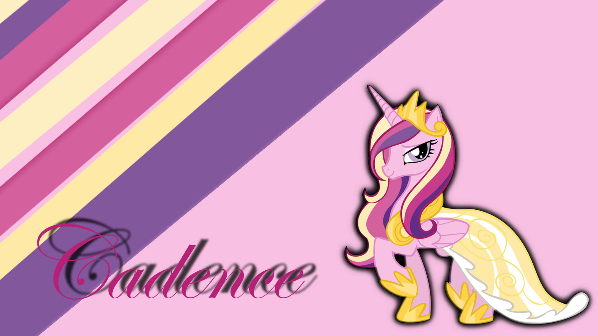 1920x1080 Showing Gallery For Mlp Cadence Wallpaper 0 HTML code.  mlp_fim_princess_cadence_wallpaper_by_apoljak-d4snp2p