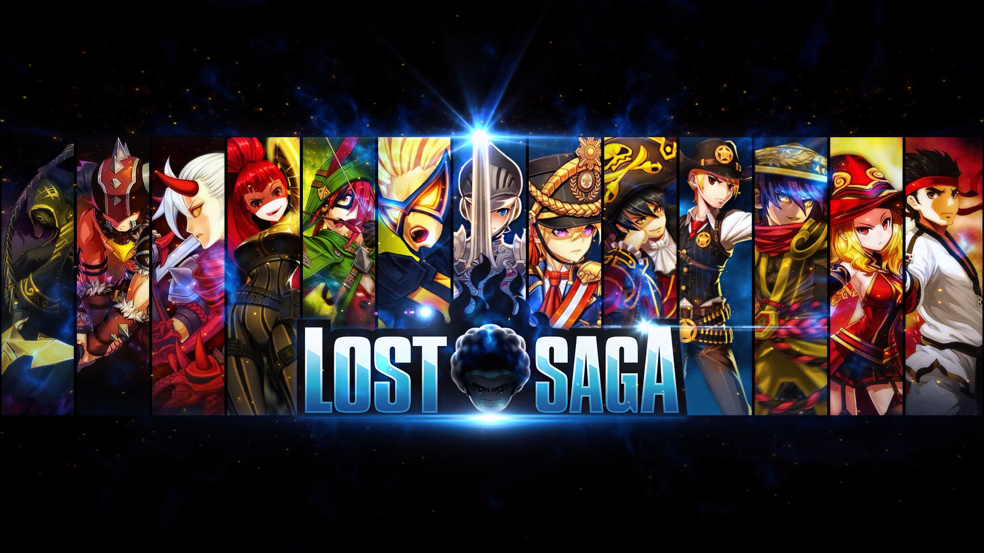 lost saga wallpapers (72+ images)
