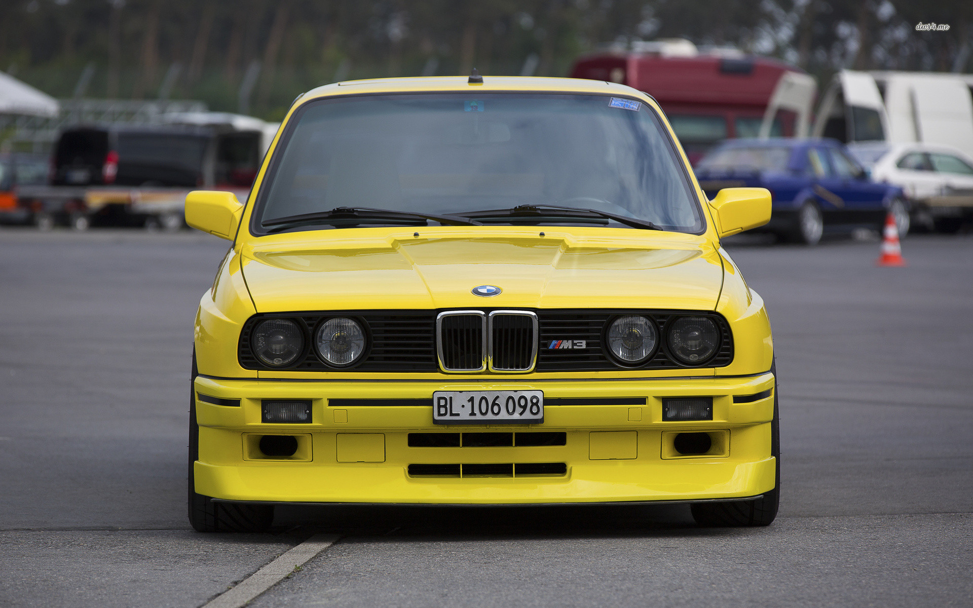 1920x1200 ... BMW E30 wallpaper  ...