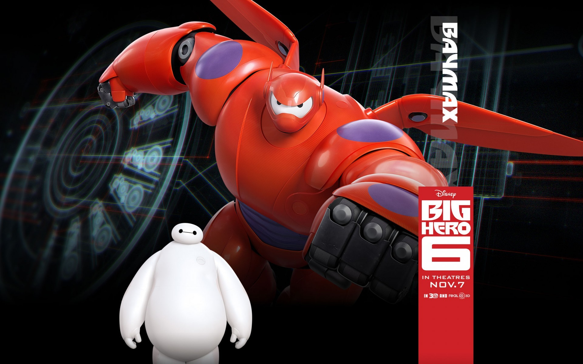 Baymax Wallpapers (65+ images)
