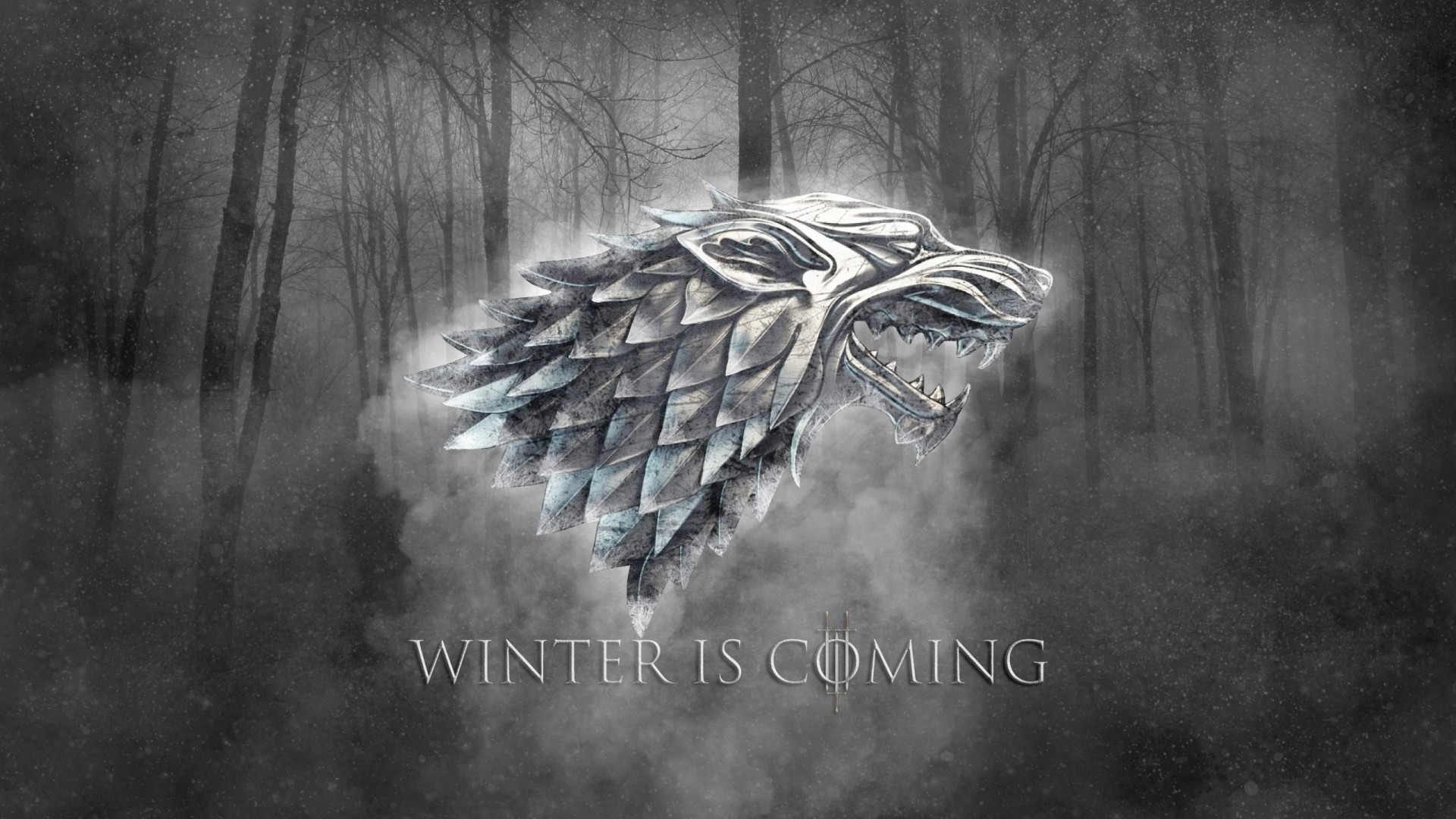 1920x1080 FunMozar – House Stark Wallpapers