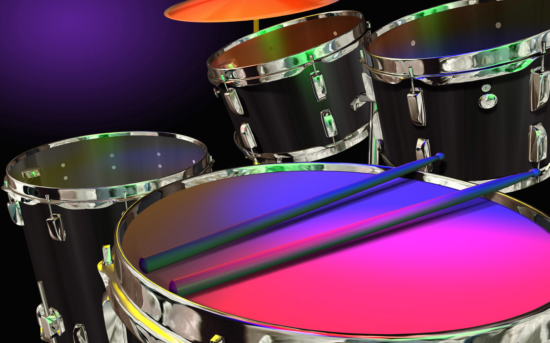Drums Wallpapers: Drum Set Wallpaper (56+ Images