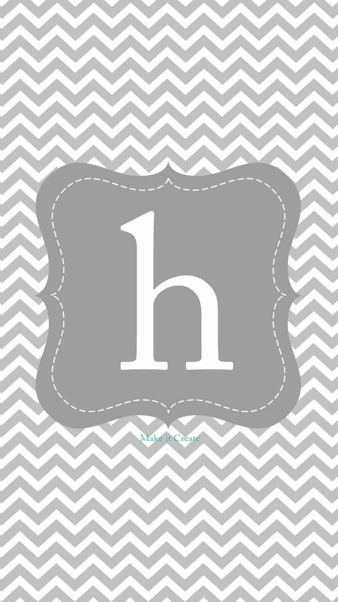 Make a Monogram Wallpaper (50+ images)