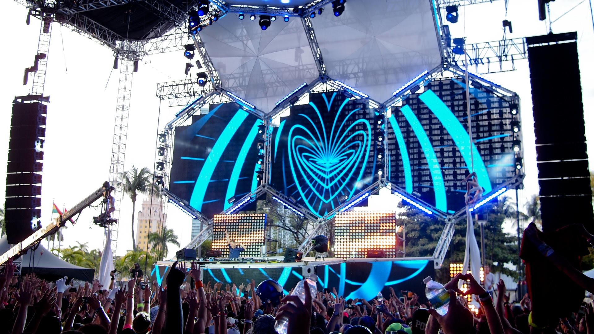 1920x1080 UMF - Ultra Music Festival Miami HD Wallpapers. 4K Wallpapers