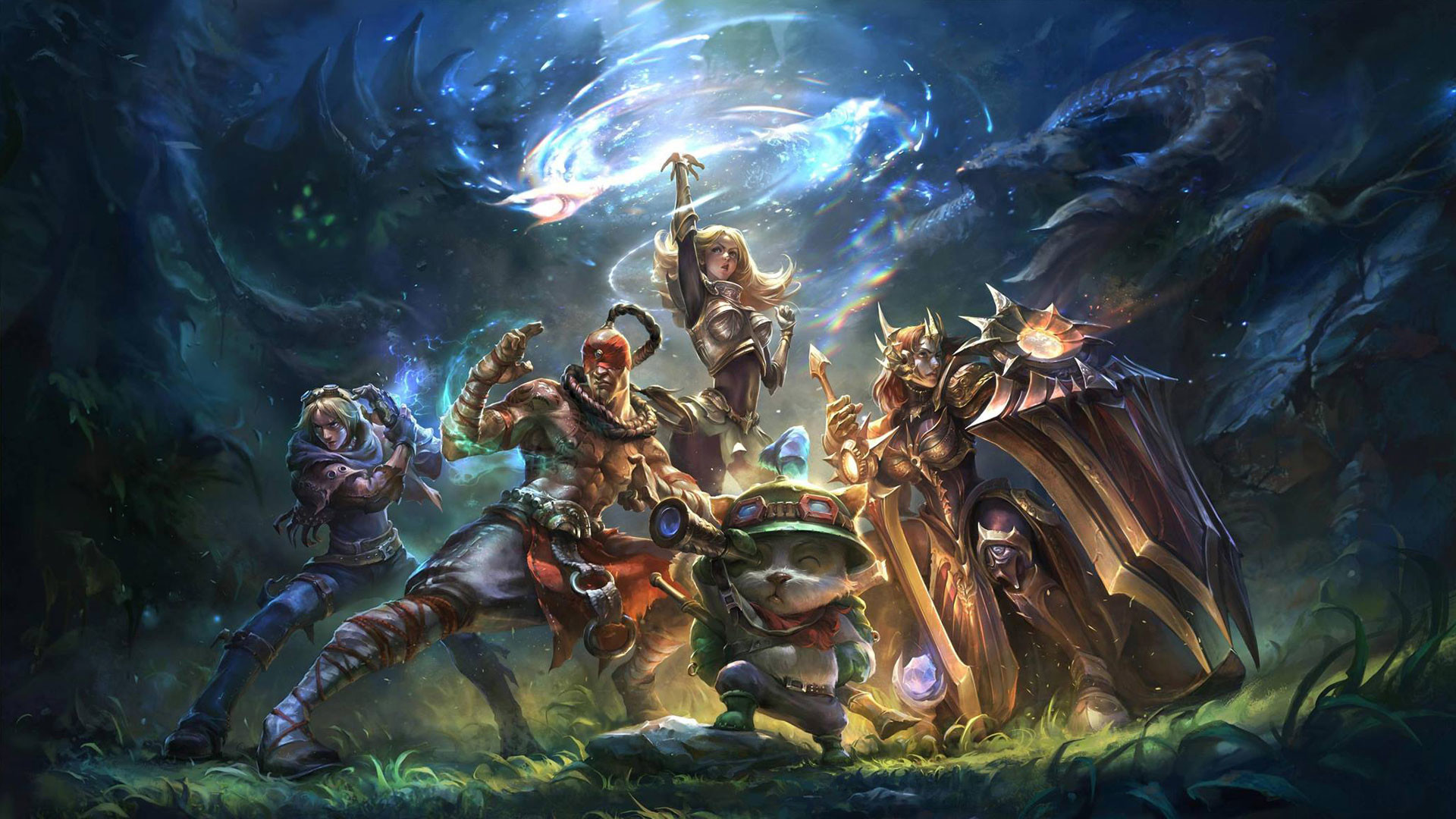 1920x1080 League Of Legend Wallpapers | League Of Legend Full HD Quality Wallpapers