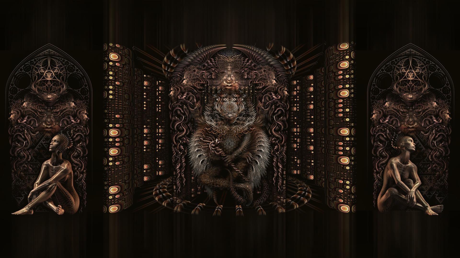 Meshuggah Wallpapers 63 Images