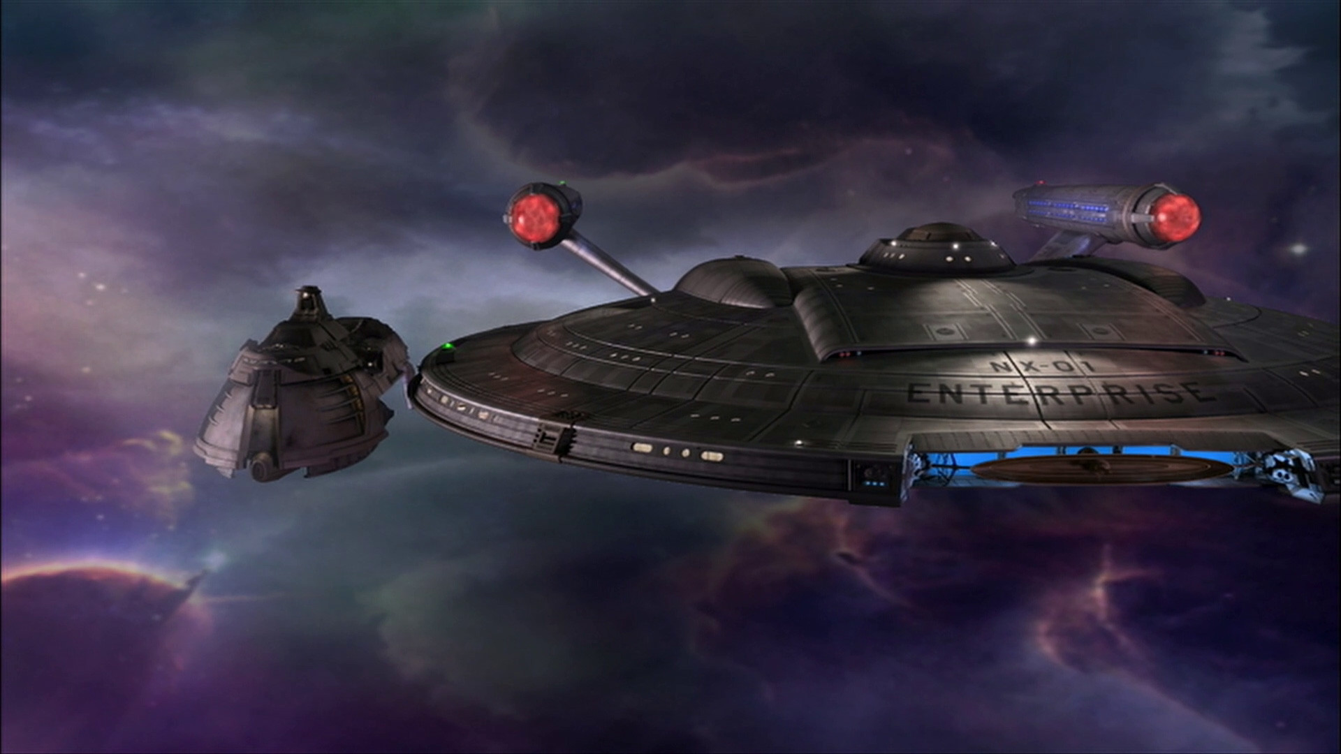 1920x1080 Star Trek: Enterprise Full HD Wallpaper