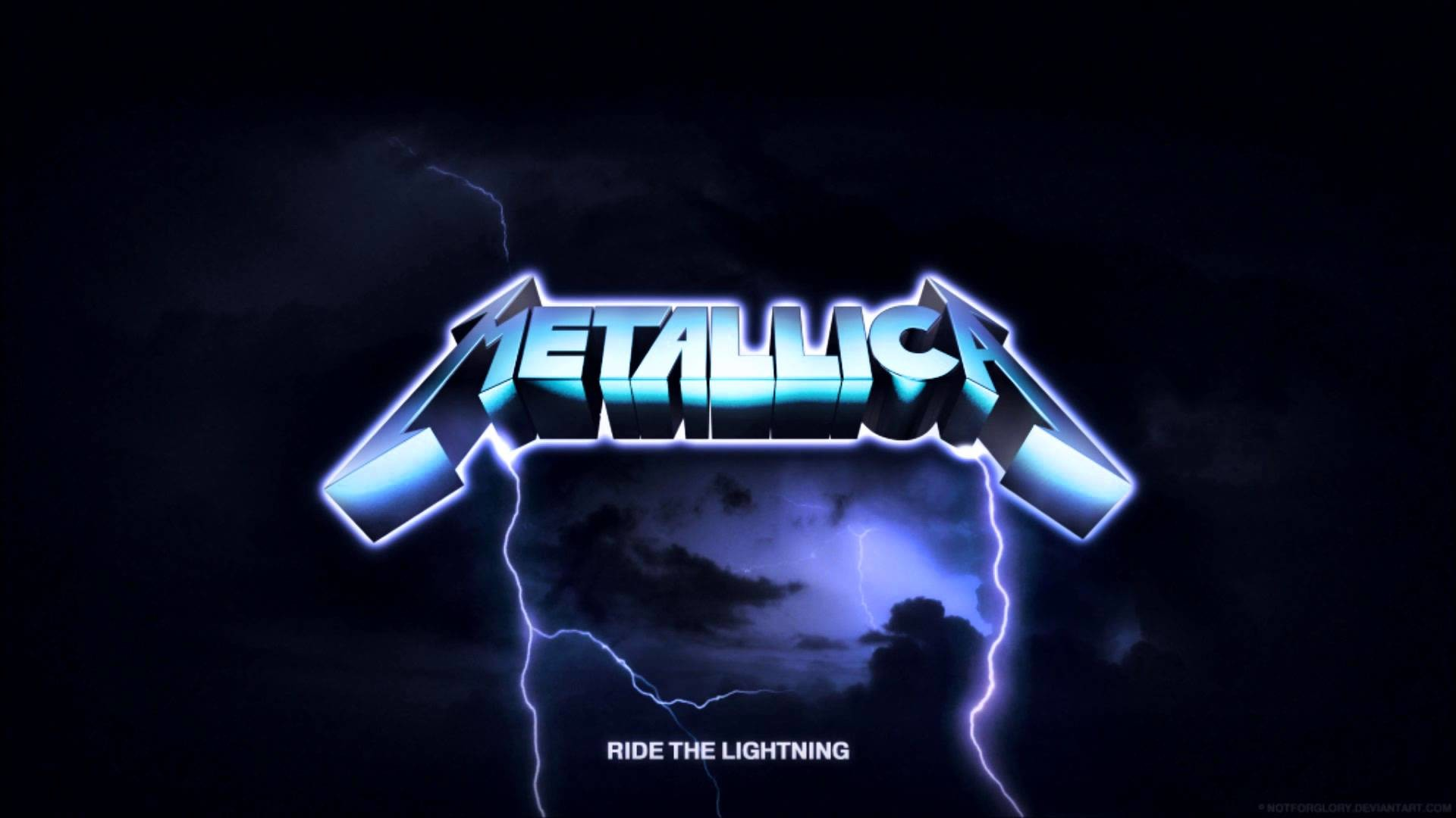 Metallica ride the lightning wallpaper 62 images - Metallica wallpaper ...