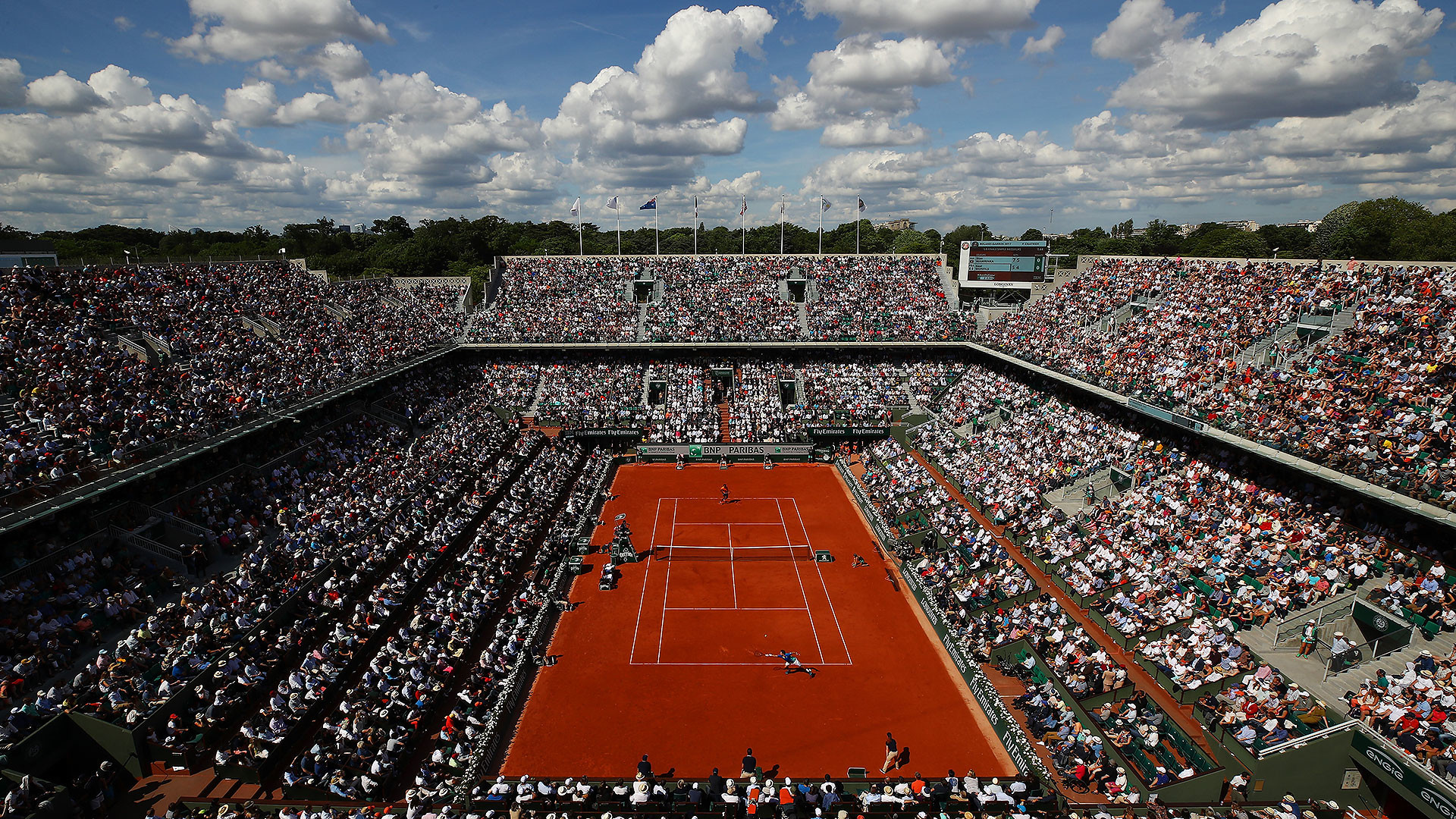 2400x1285 A Wallpaper App Has Already Been Offered On This List However If You Are After More Interactive Tennis Then Live