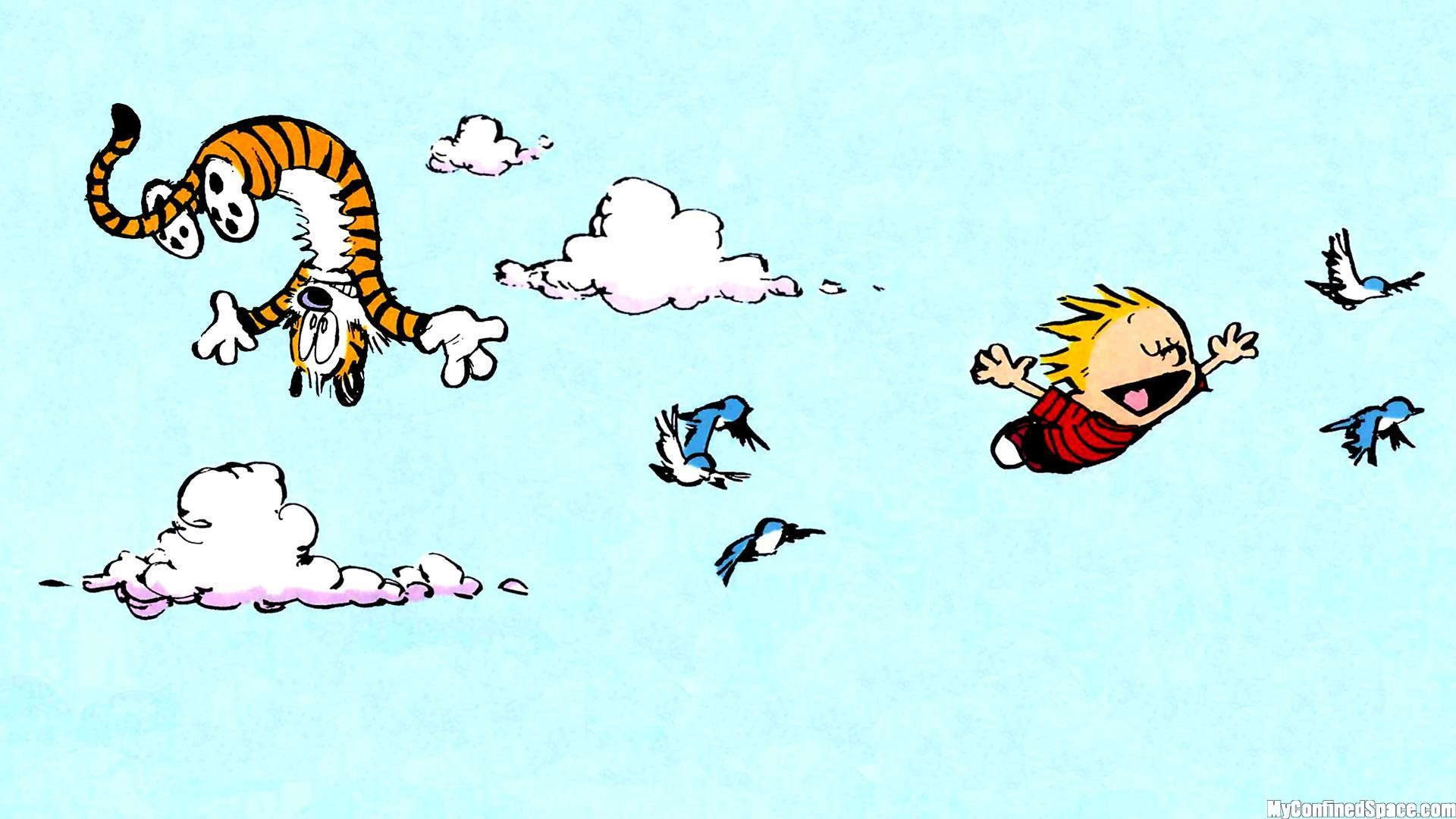 1920x1080 Quick edit on an old Calvin and Hobbes favorite 1920×1080 Calvin And Hobbes  Wallpapers