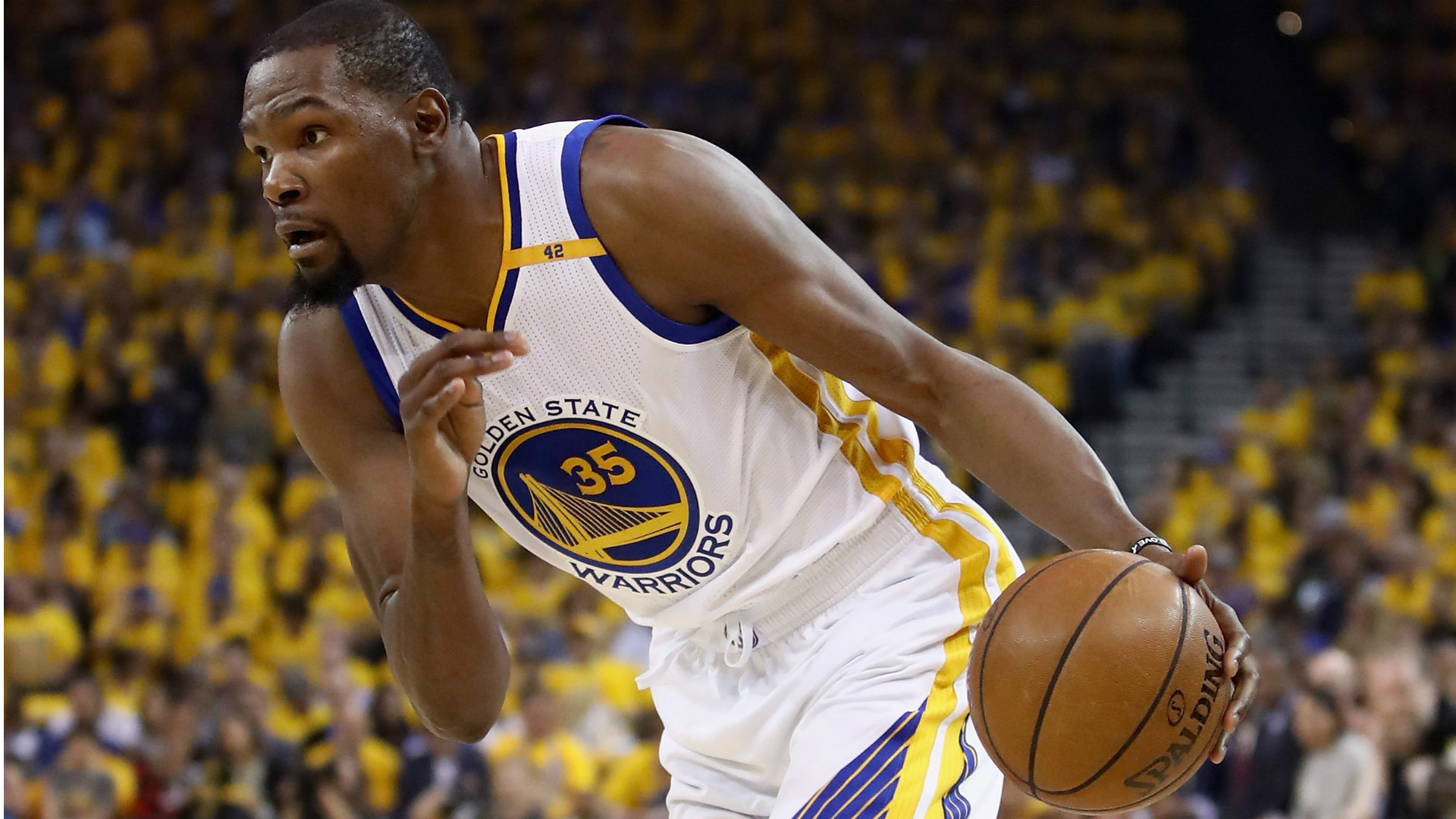 1920x1080 Kevin Durant May Take Less Money To Keep Warriors Core Intact Report Says