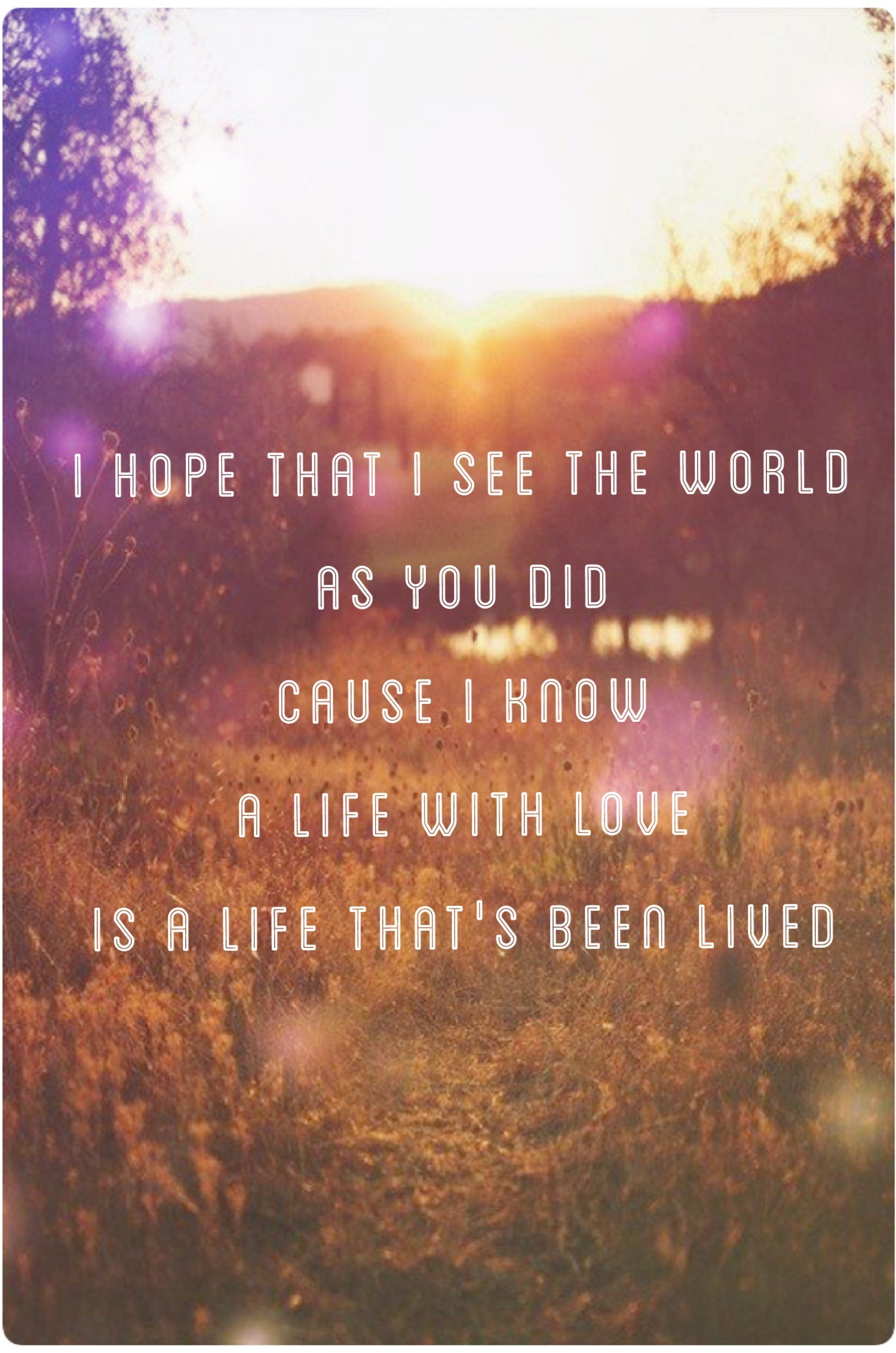 Two Divided by Love Lyrics