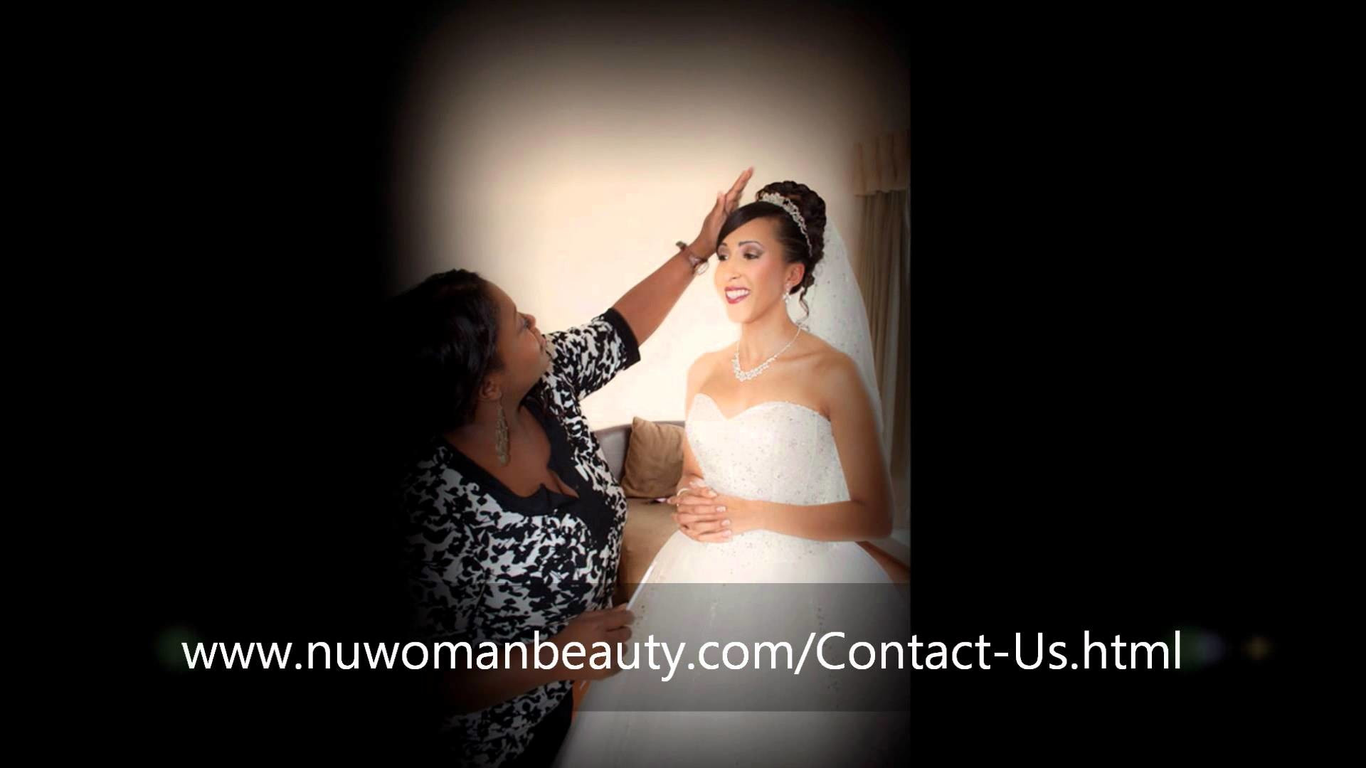 1920x1080 Bridal Makeup for black skin women, mobile BRIDAL HAIR STYLIST FOR AFRO HAIR  ~ Nu Woman Beauty - YouTube