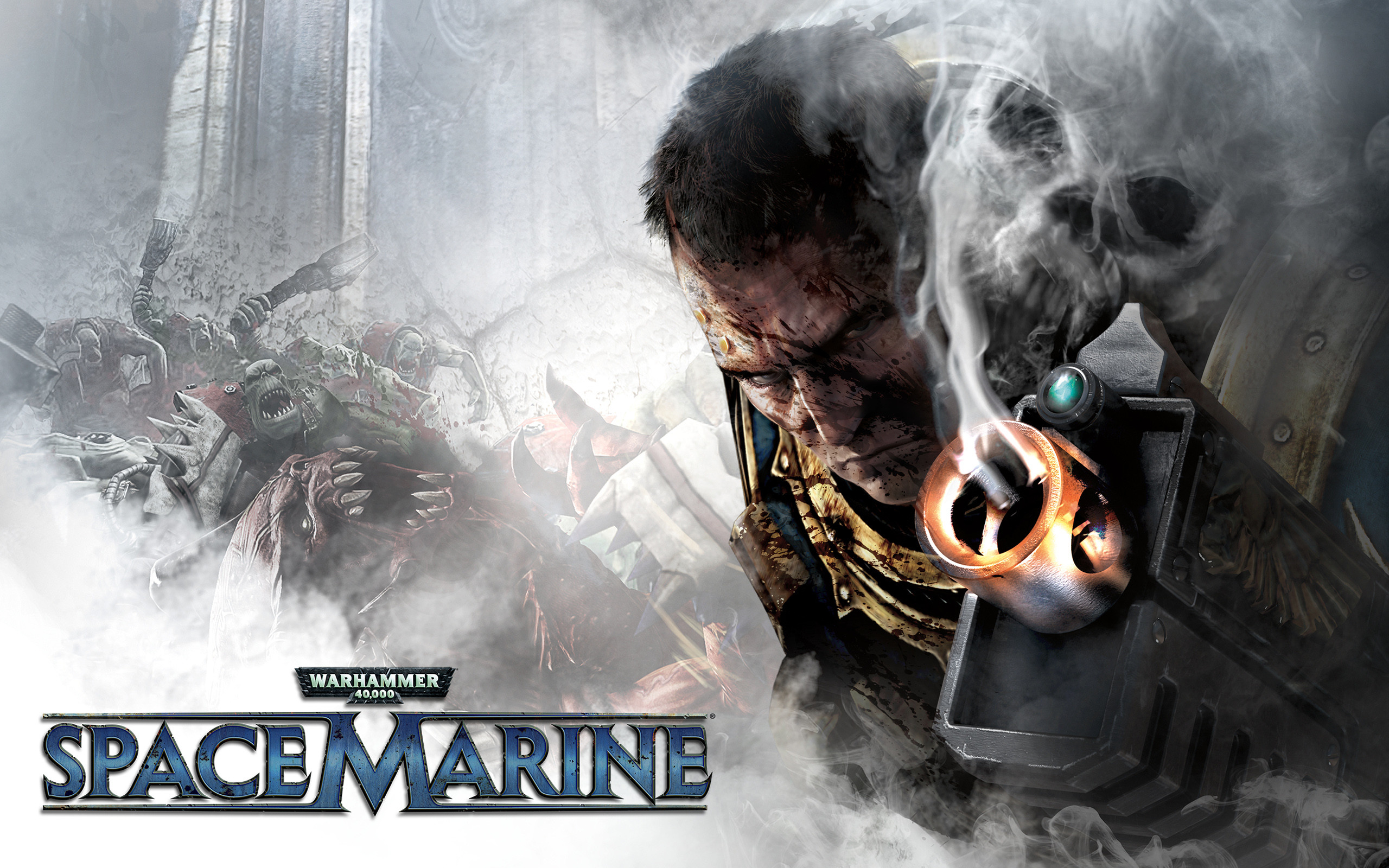 2560x1600 Warhammer Space Marine Game Wallpapers | HD Wallpapers