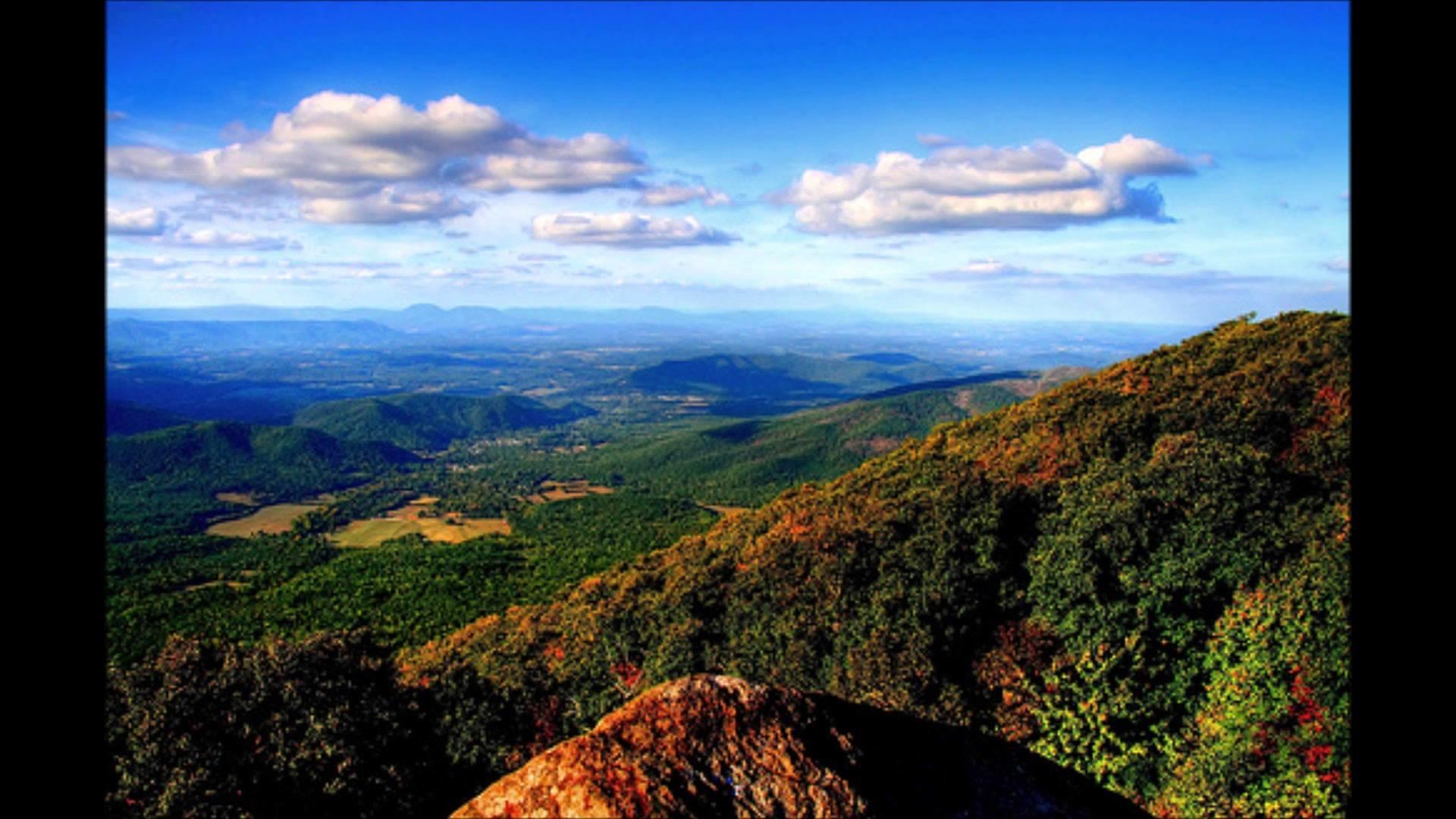 Blue Ridge Mountain Wallpaper (53+ images)