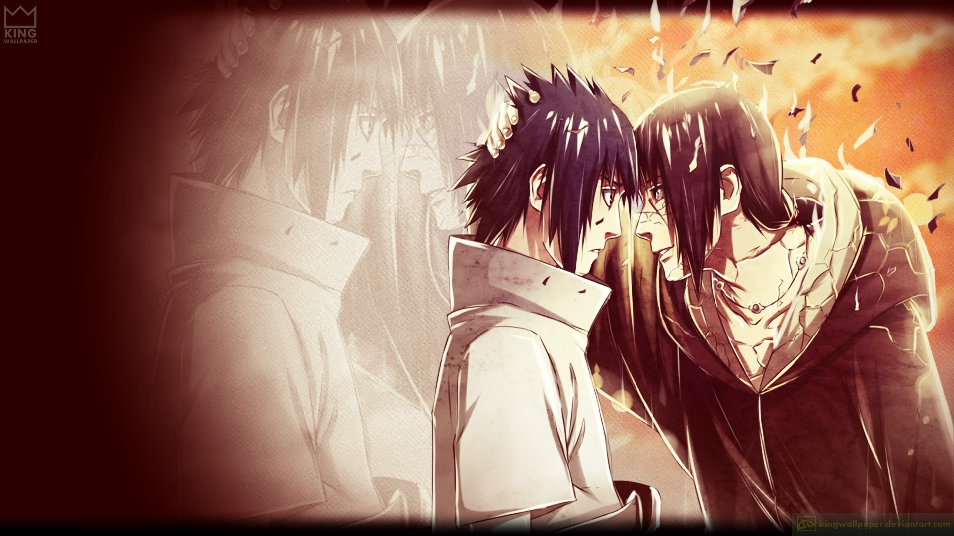Sasuke and Itachi Wallpaper HD (62+ images)
