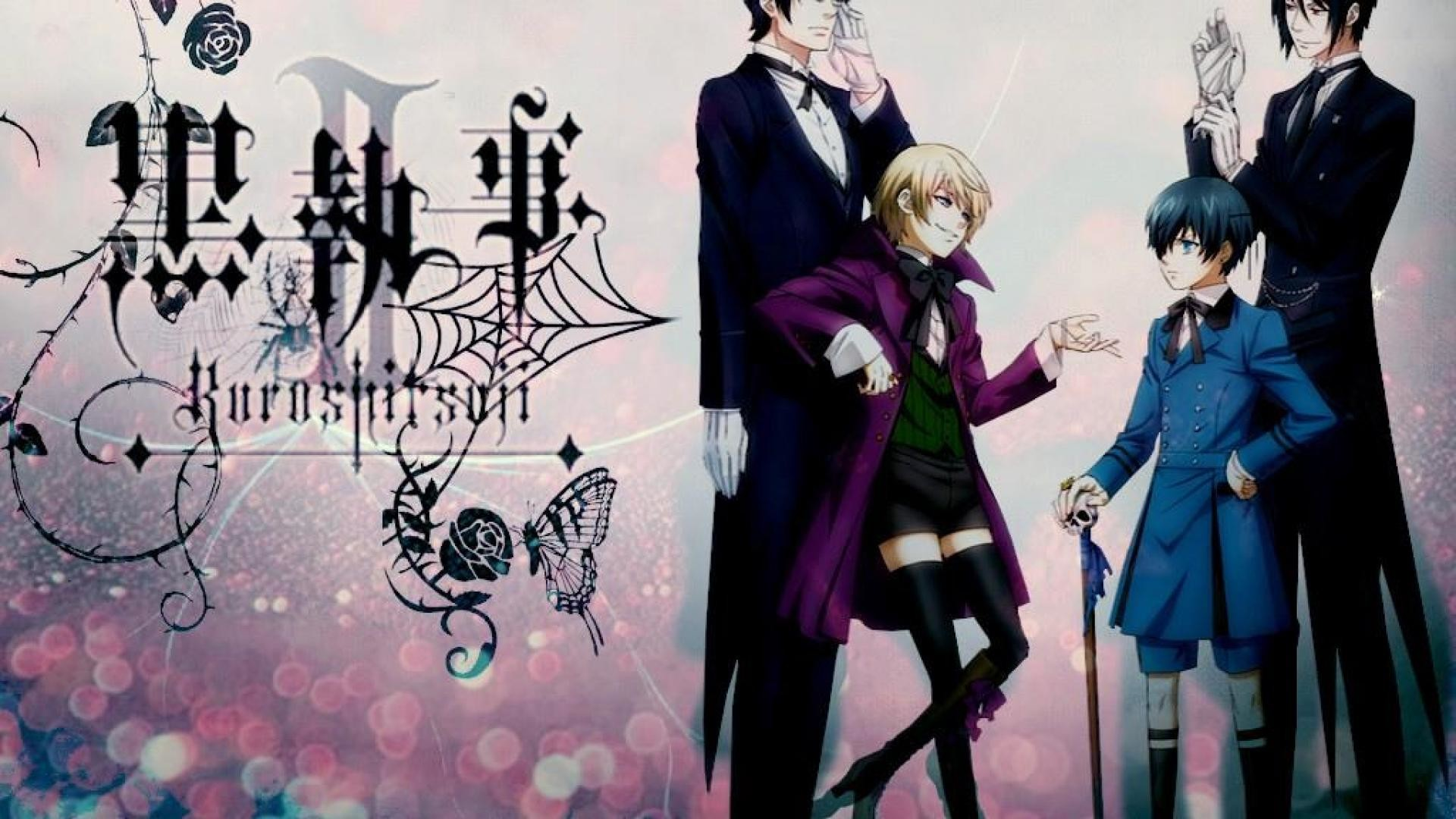 "1920x1080 Search Results for ""ciel and alois wallpaper"" – Adorable Wallpapers"