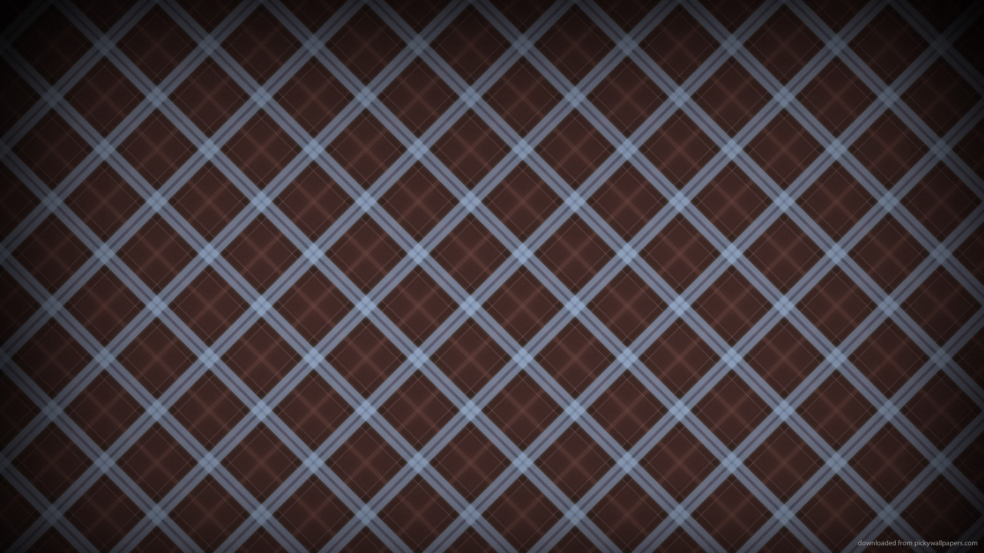 1920x1080 Red-blue checkered pattern for