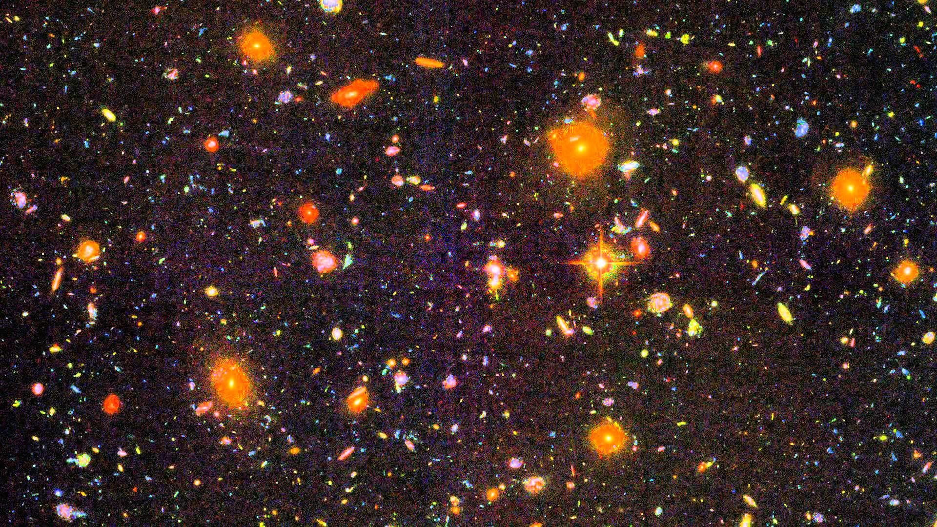1920x1080 Images Of Hubble Ultra Deep Field