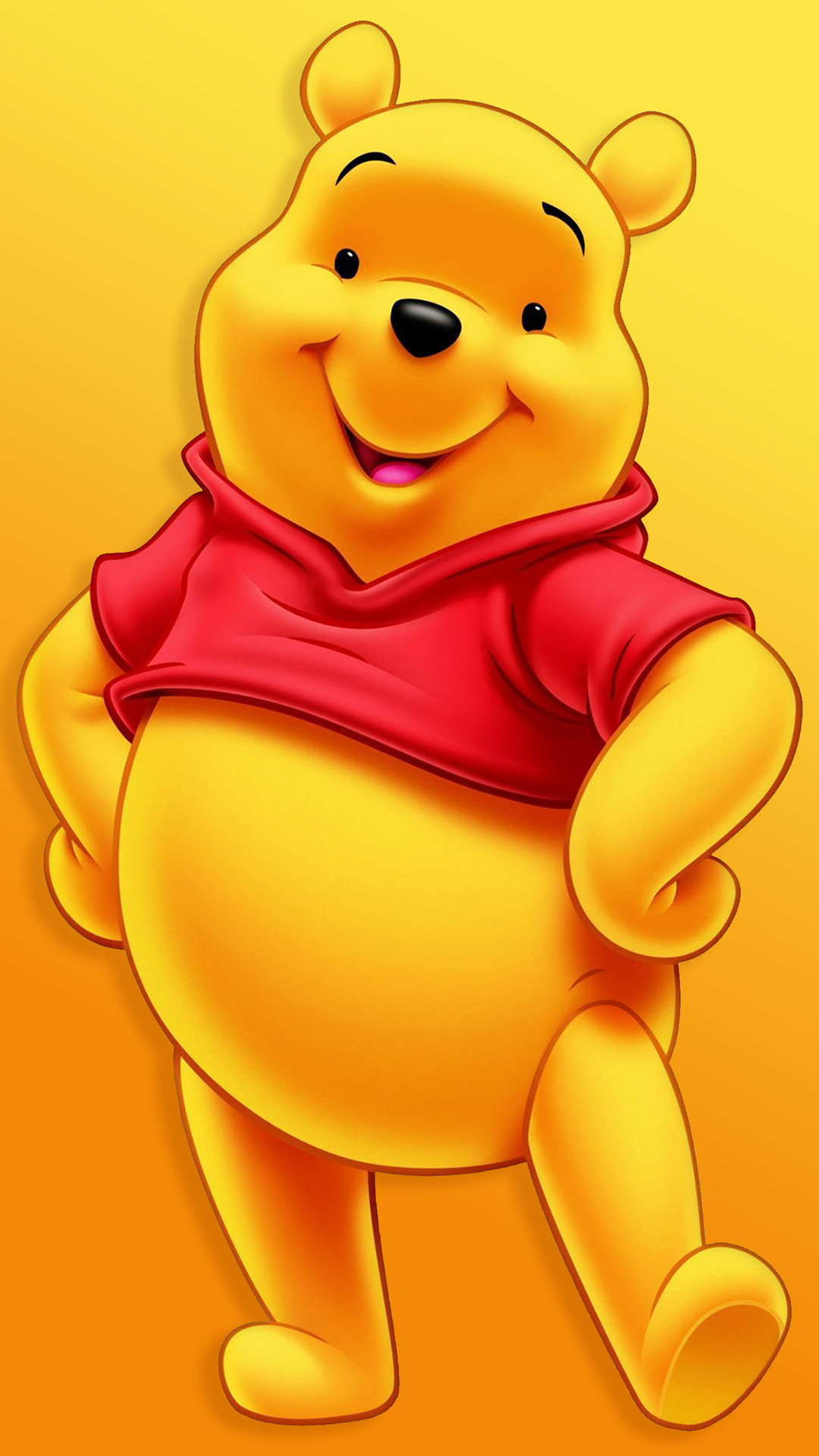 1080x1920 pooh bear wallpapers