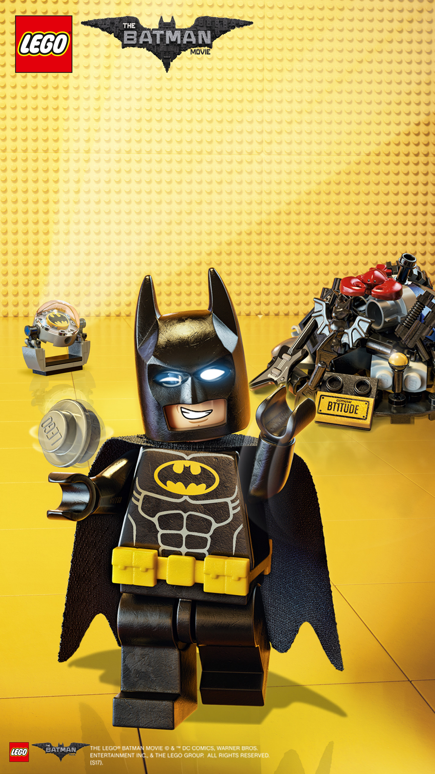 The lego batman movie wallpapers 80 images - Lego wallpaper ...