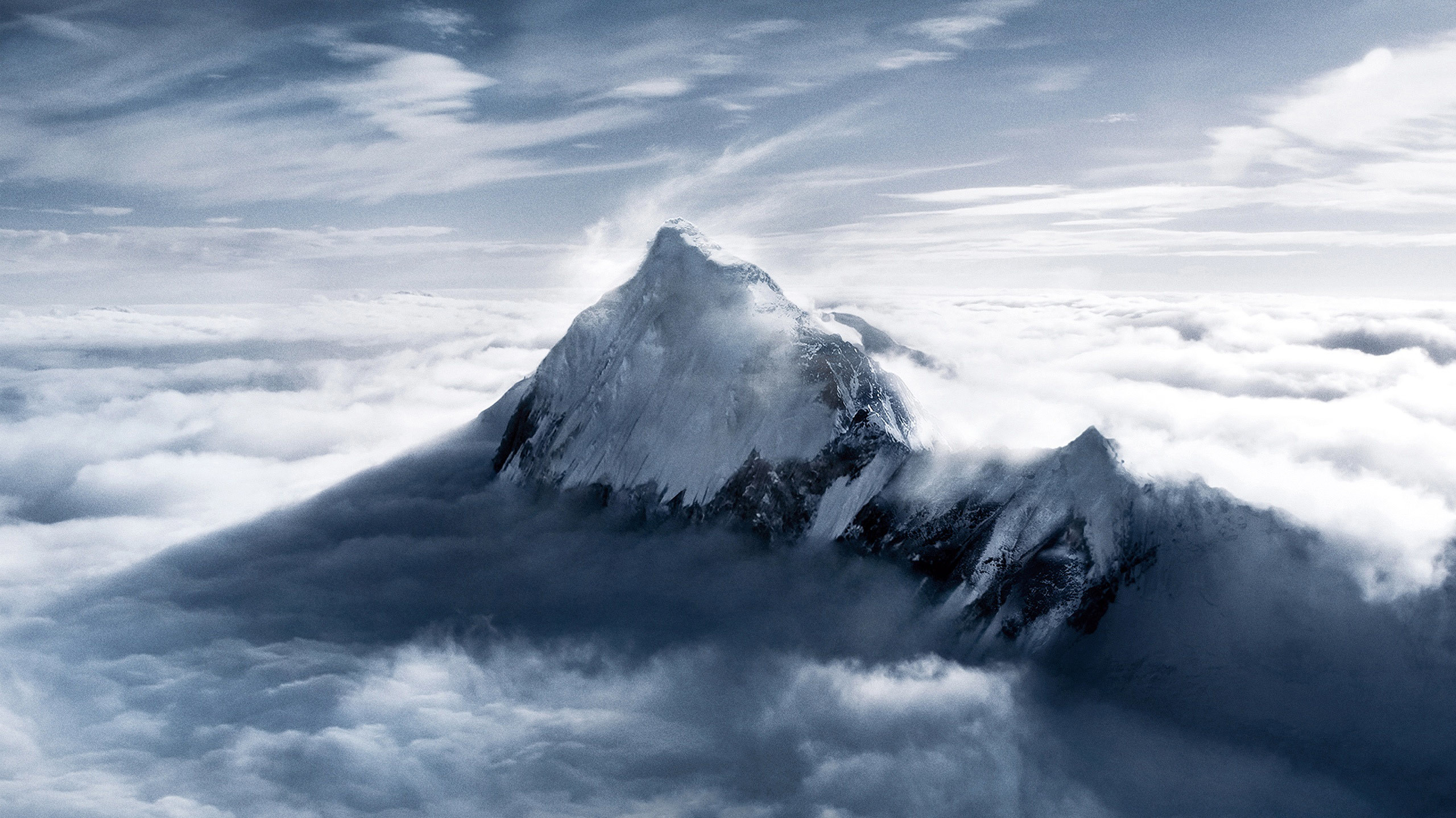 2560x1440 Everest, free computer desktop hd wallpapers, pictures, images