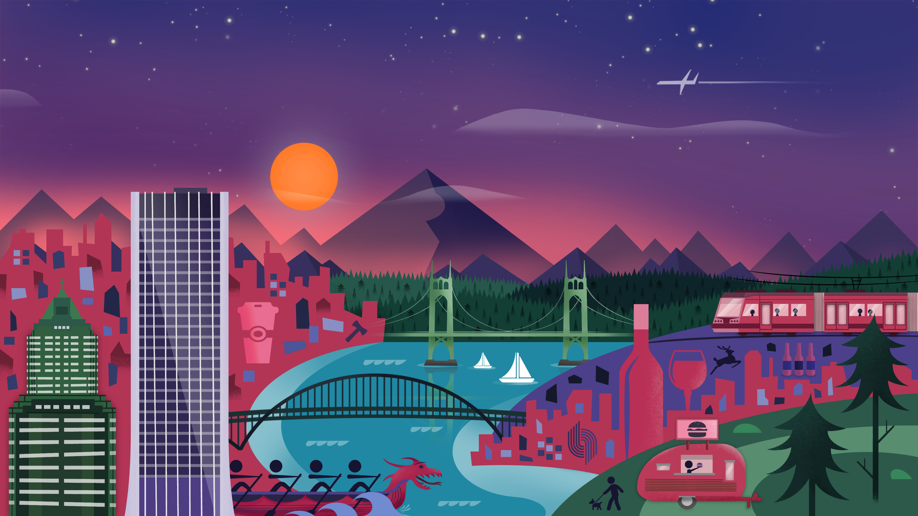 Portland Wallpapers 50 Images