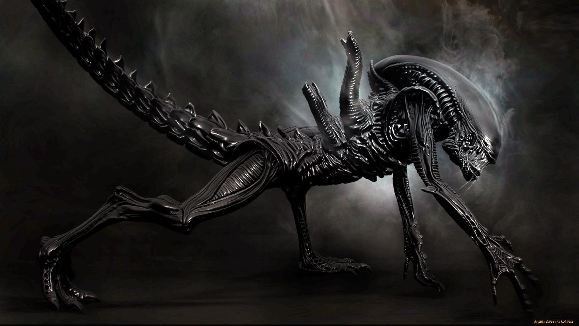 1920x1080 Science-Fiction - Alien Wallpaper