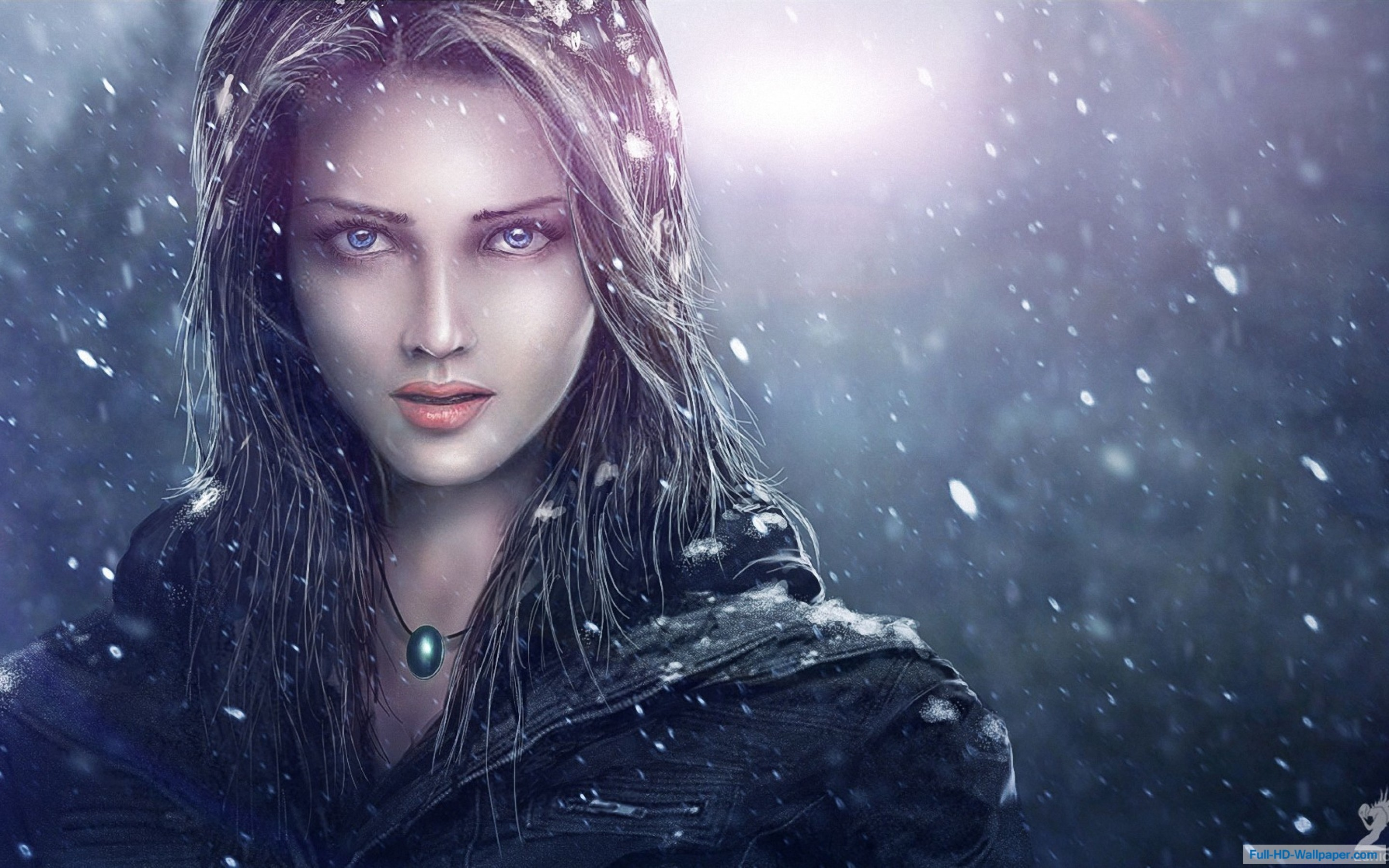 Fantasy Art Women Model Wallpapers Hd Desktop And: Fantasy Female Wallpaper (75+ Images
