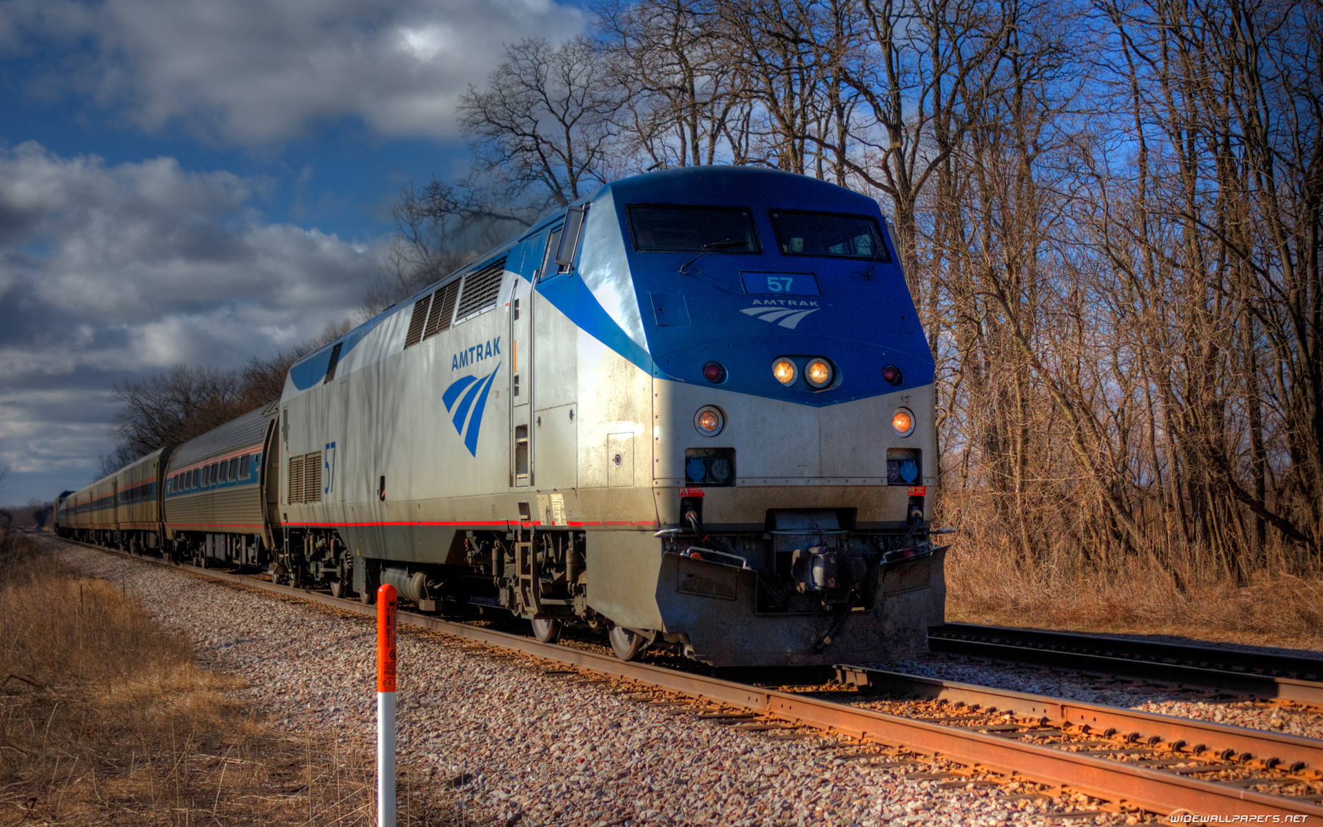 1920x1200 Amtrak trains wallpapers