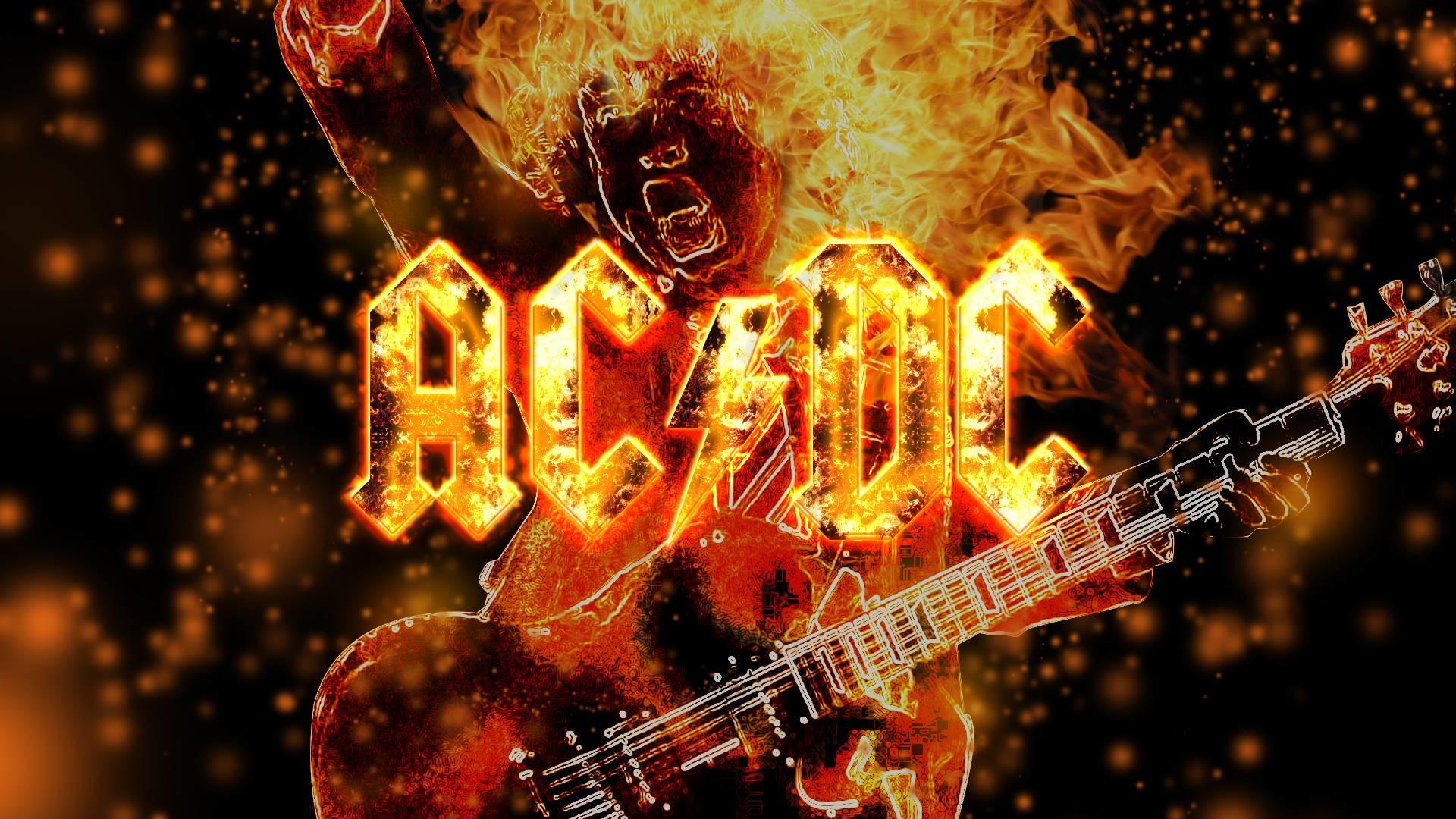 AC DC Wallpaper HD (65+ Images