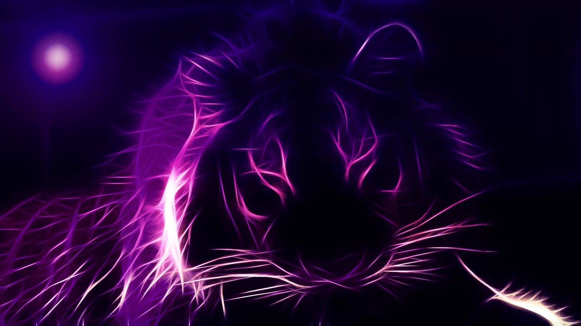 1920x1080 Purple Wallpaper Abstract HD