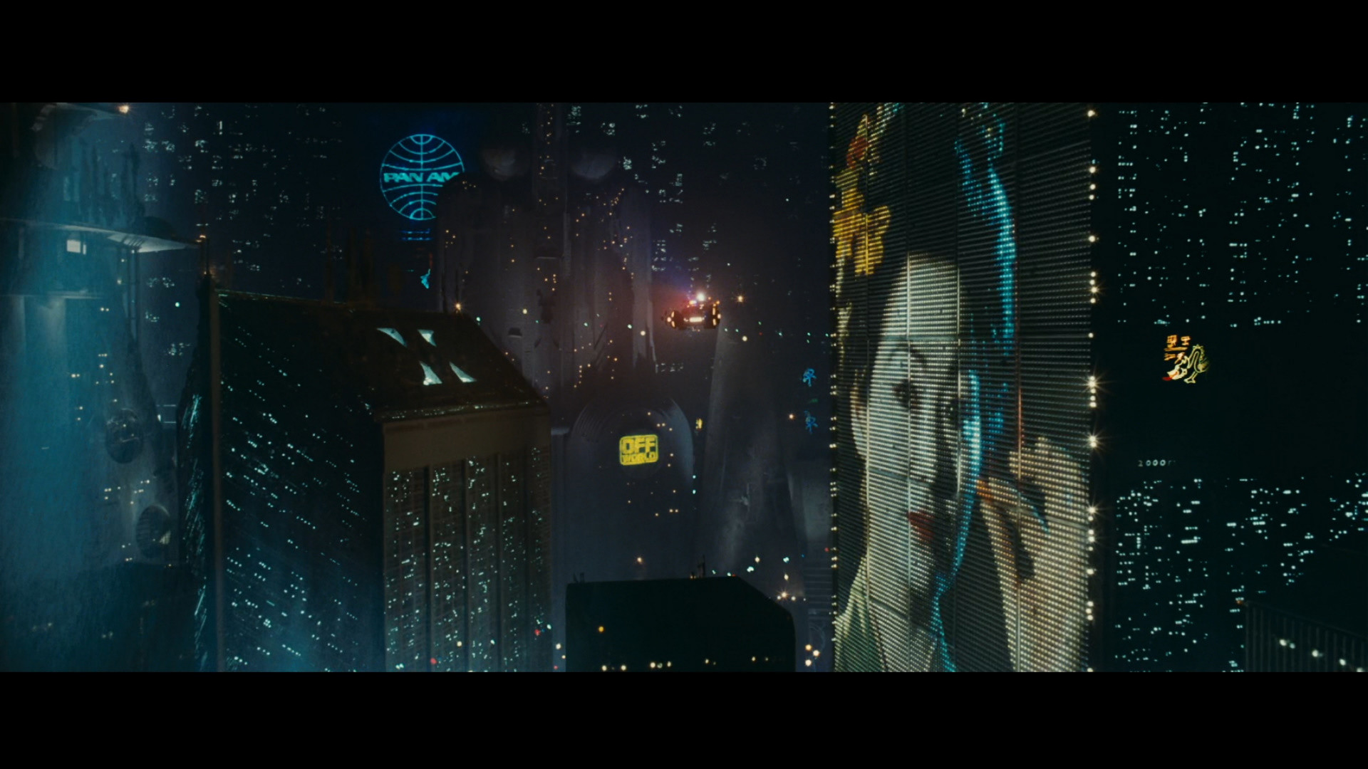1920x1080 Blade Runner - Blu-ray and HD DVD - Harrison Ford