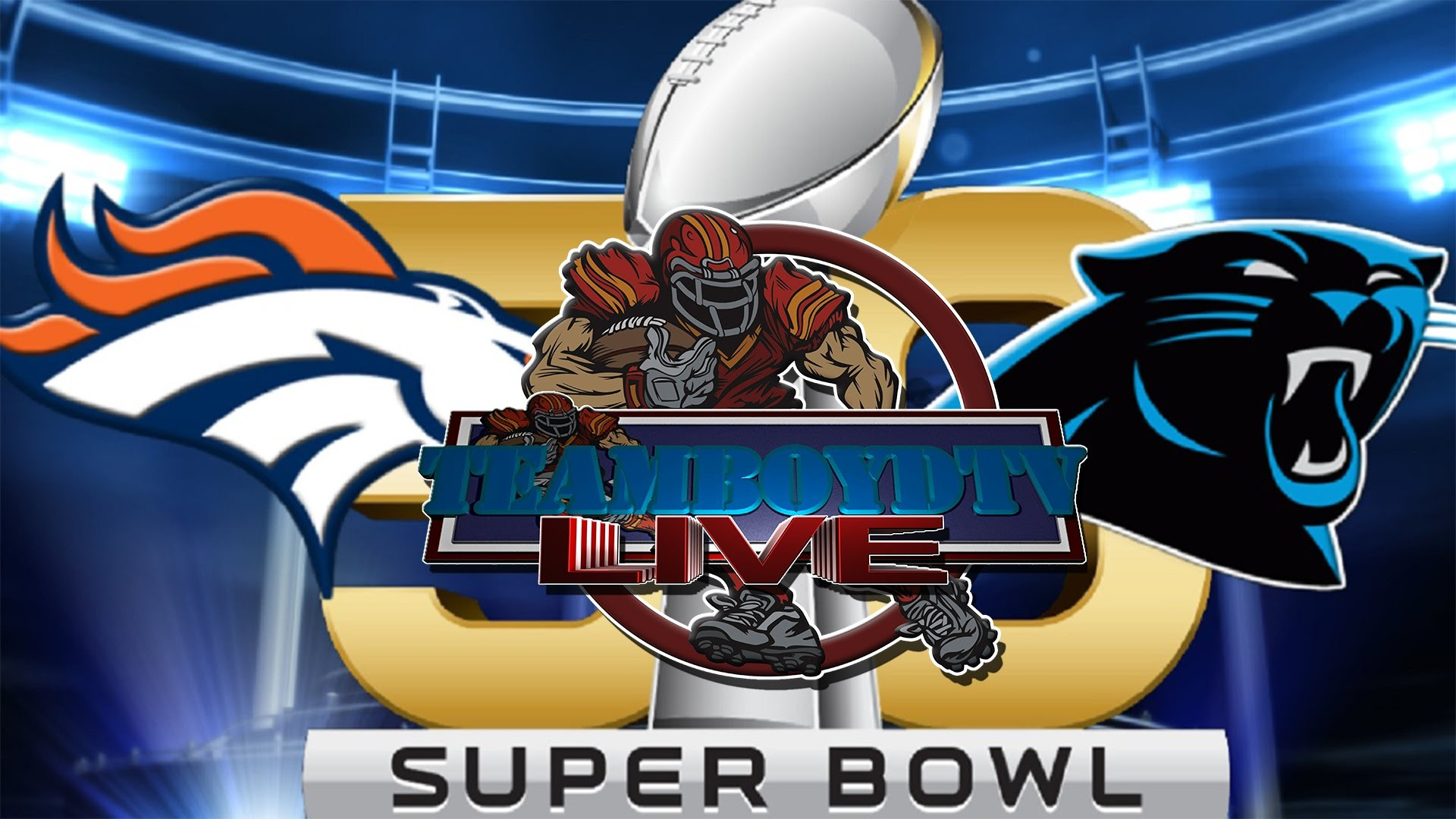 1920x1080 Super Bowl 50 Podcast (because you guys are idiots)! - YouTube