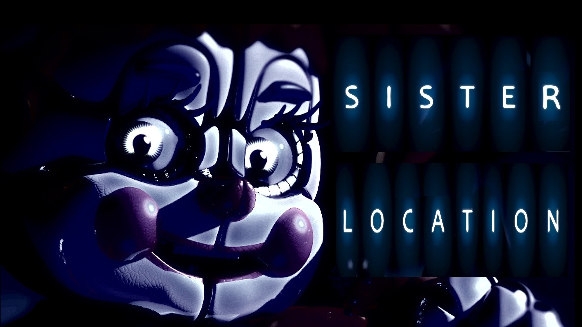 1920x1080 Five Nights at Freddy's Sister Location TEASER TRAILER